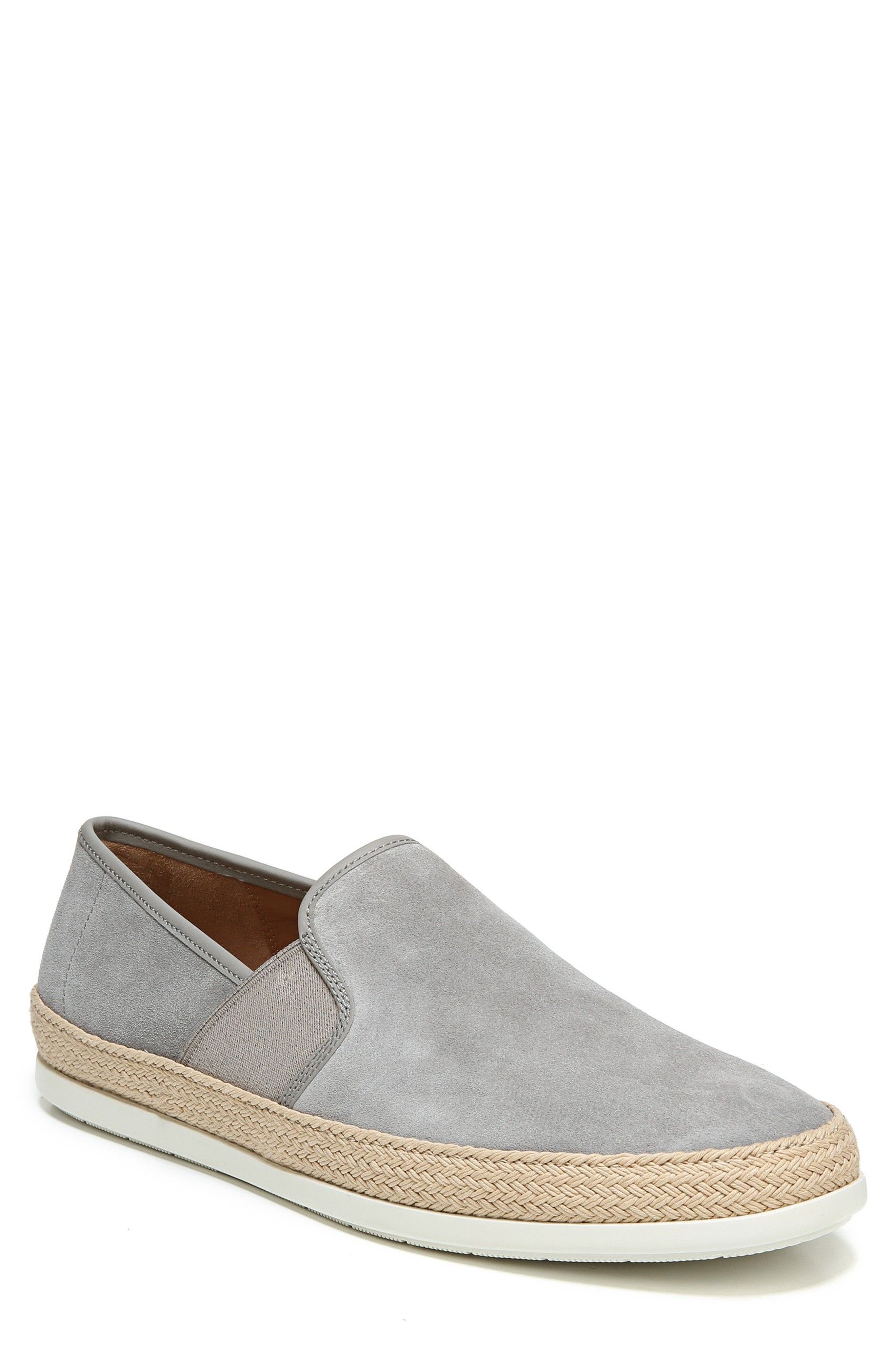 Chad Espadrille Slip-On Sneaker,                             Main thumbnail 1, color,                             020