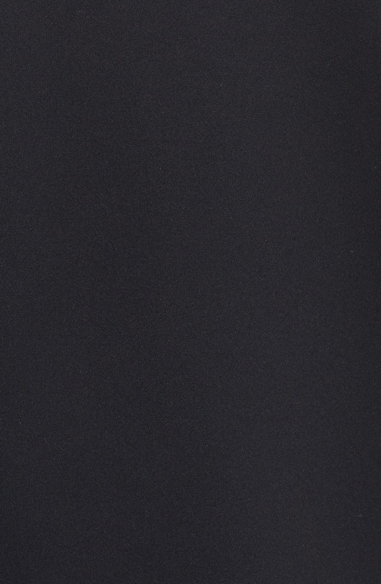 NikeLab Essentials Women's Fleece Top,                             Alternate thumbnail 6, color,                             010
