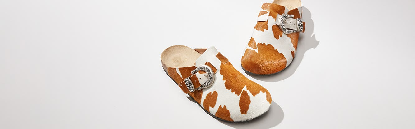 Nordstrom women's designer shoes featuring Brother Vellies.