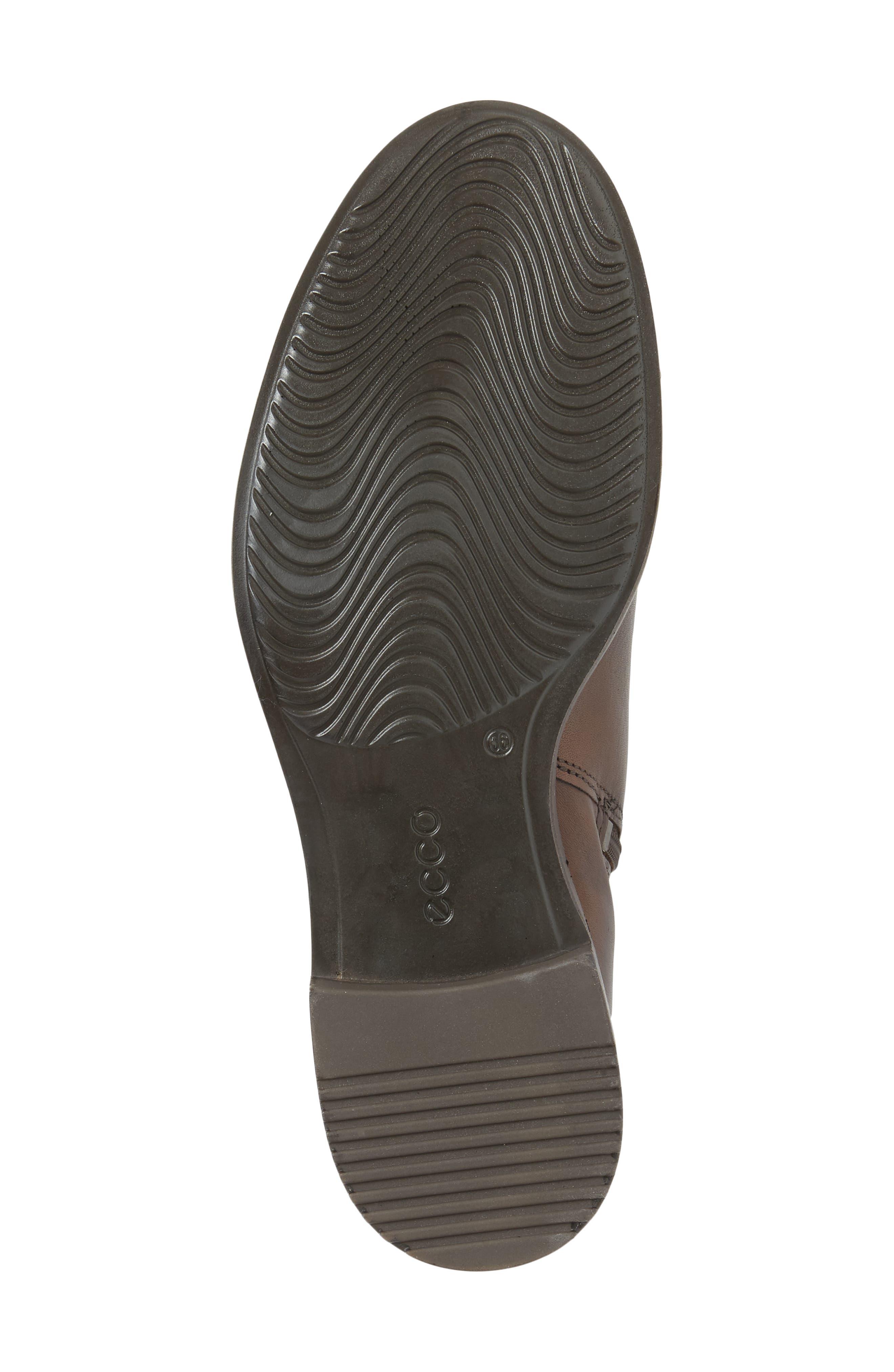 ECCO,                             Shape 25 Tall Buckle Boot,                             Alternate thumbnail 6, color,                             243