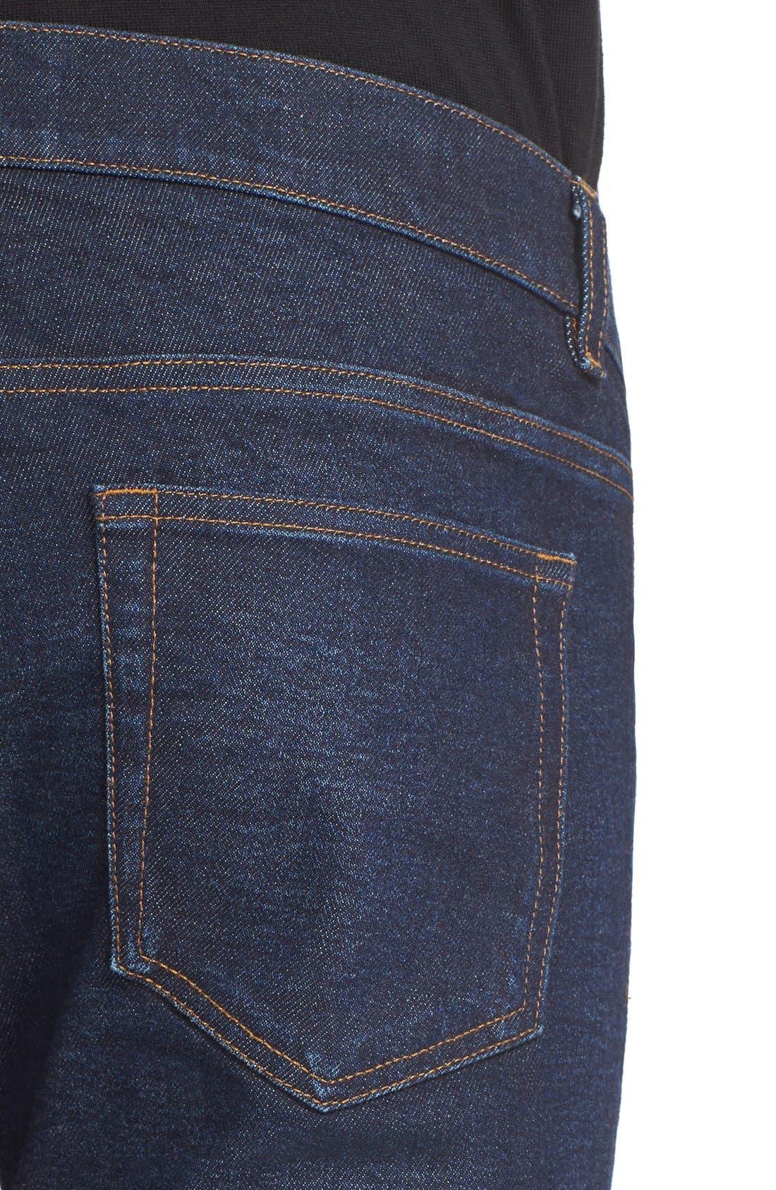 Ace Slim Fit Jeans,                             Alternate thumbnail 3, color,                             400