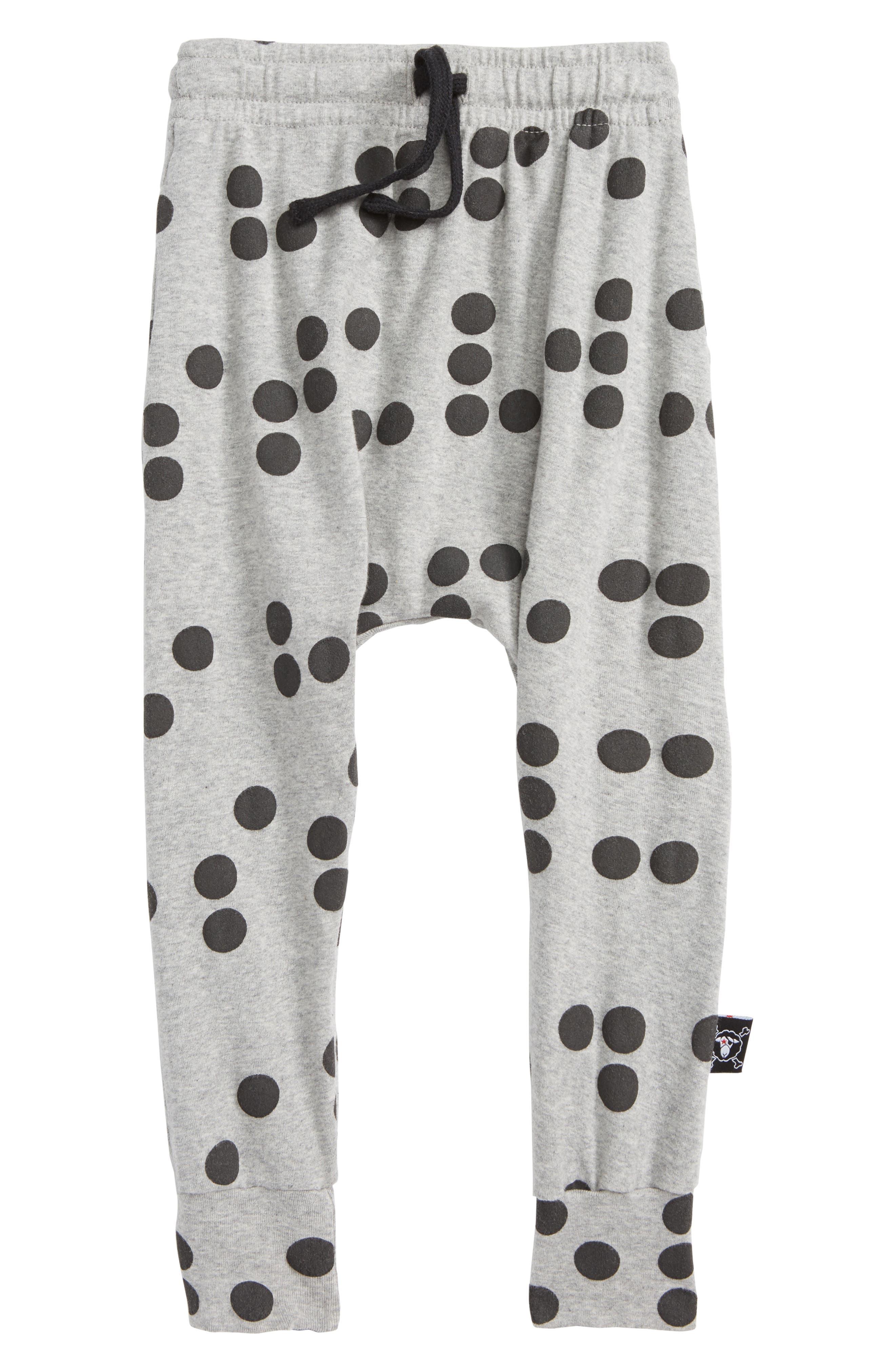 Braille Baggy Pants,                         Main,                         color, 050