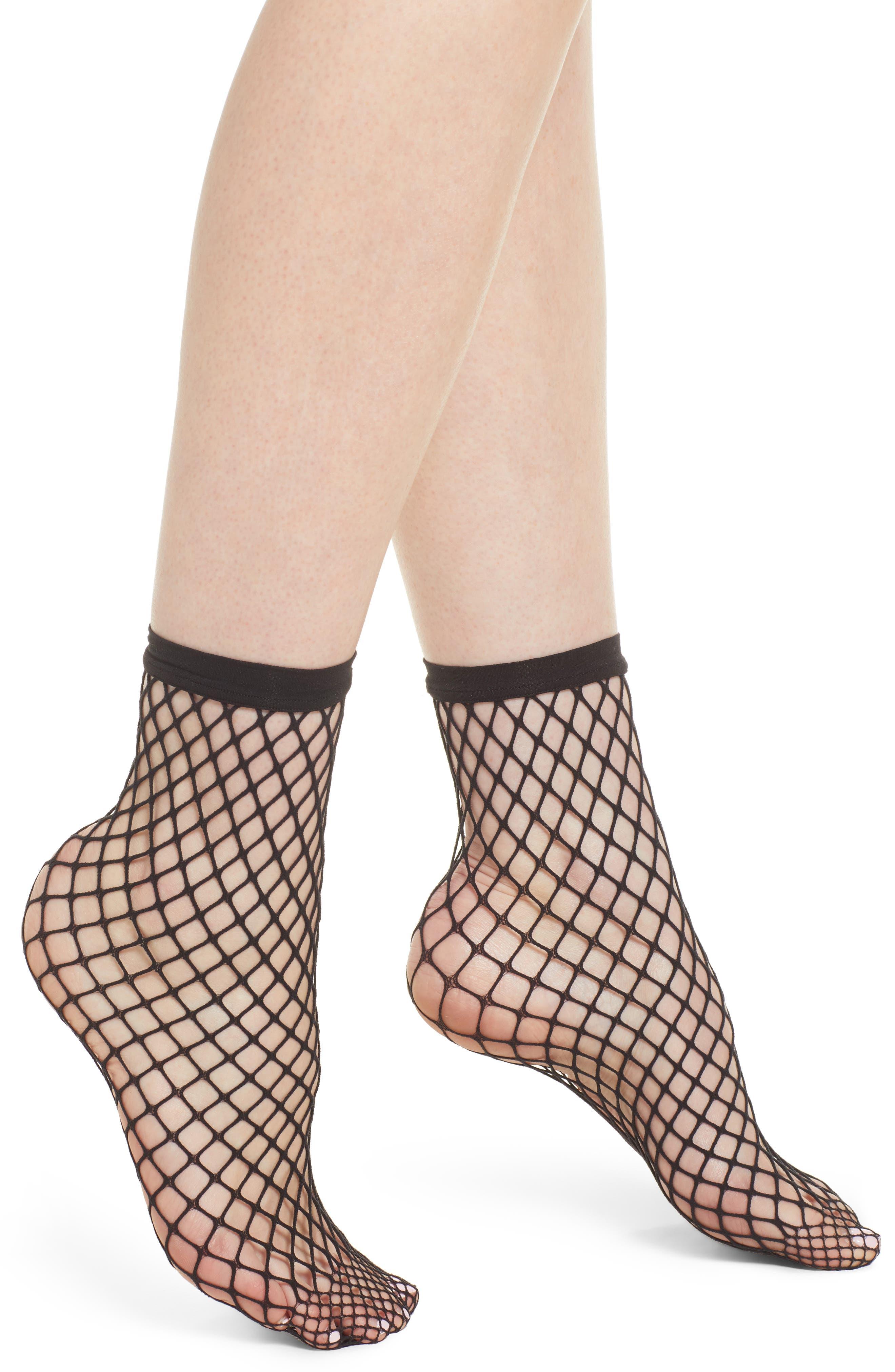 Tina Summer Net Ankle Socks,                             Main thumbnail 1, color,                             016