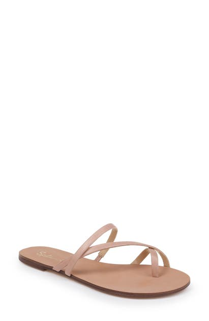 Splendid Sandals TRENTON STRAPPY SLIDE SANDAL