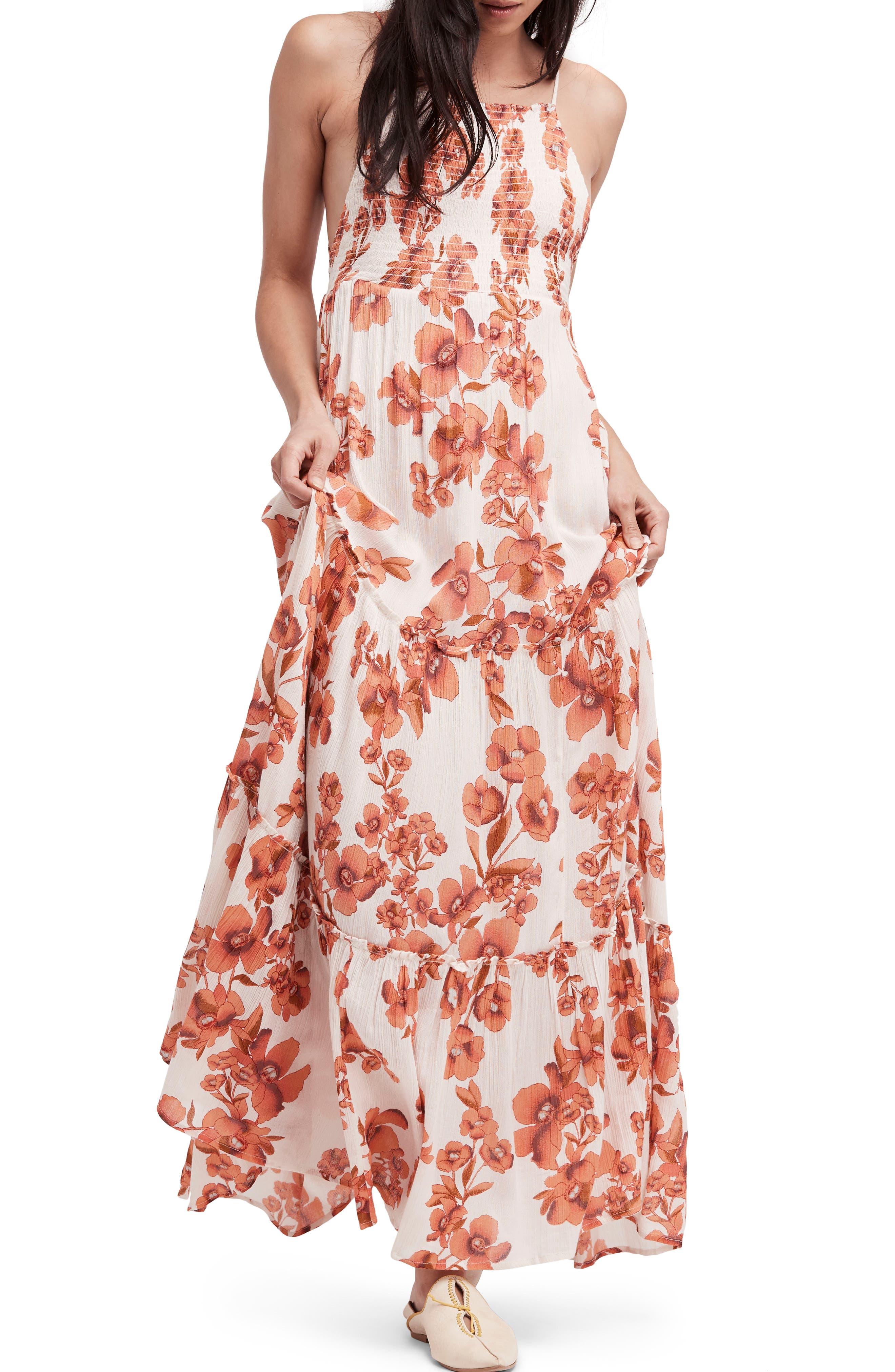 Garden Party Maxi Dress,                             Alternate thumbnail 32, color,