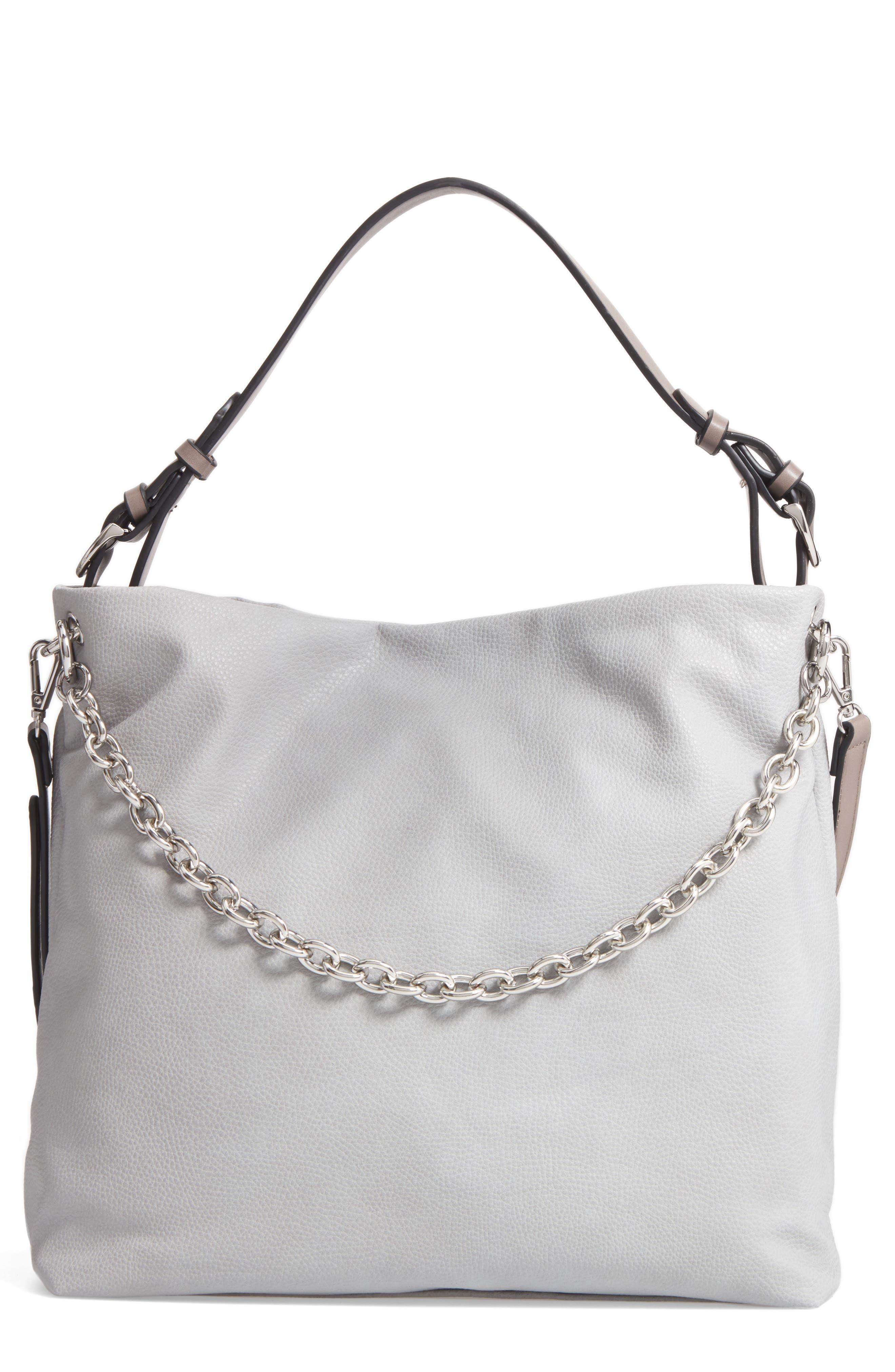 Taylor Faux Leather Shoulder Bag,                             Main thumbnail 2, color,