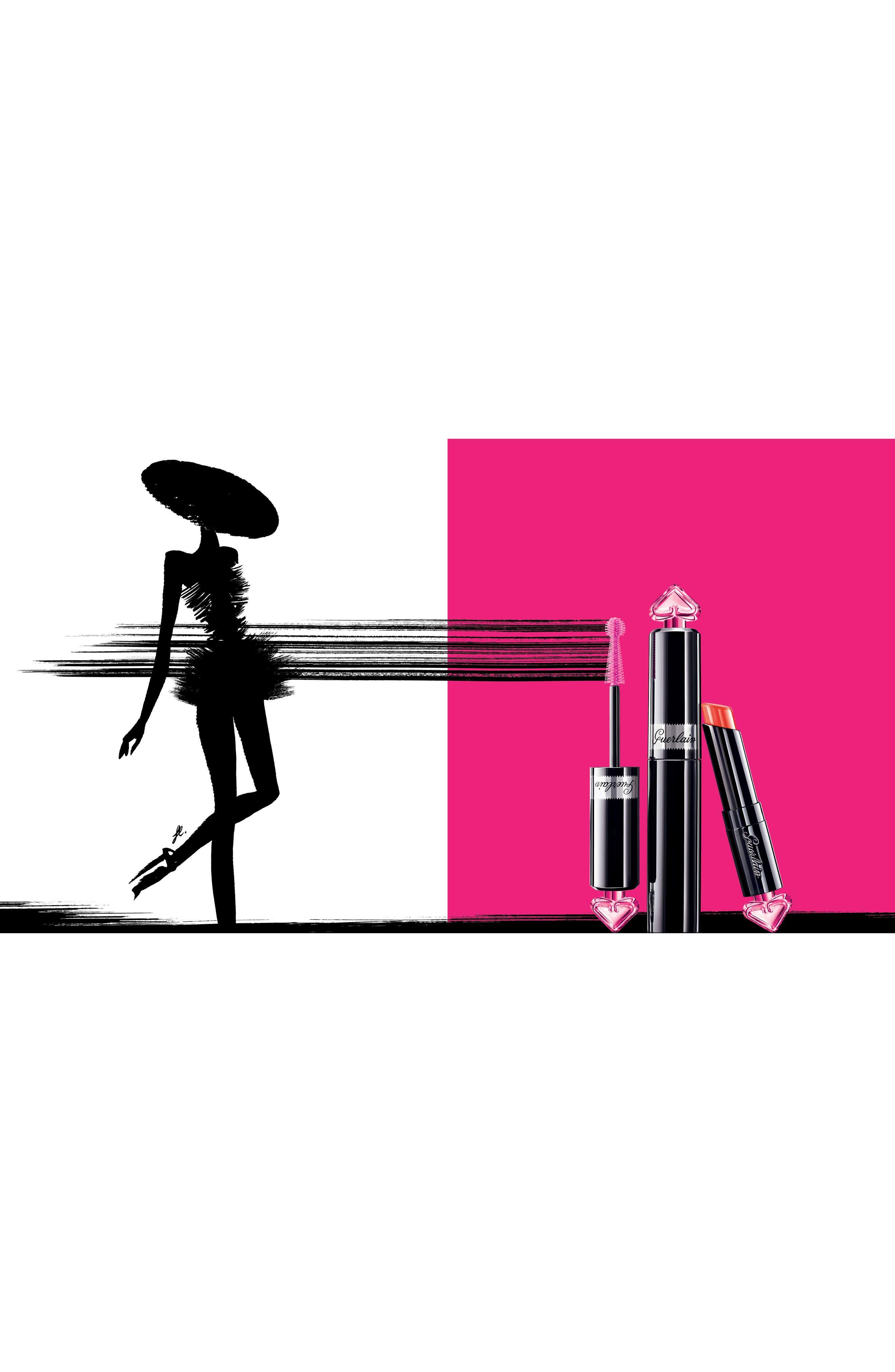La Petite Robe Noire Lipcheek,                             Main thumbnail 1, color,                             ROSY PINK