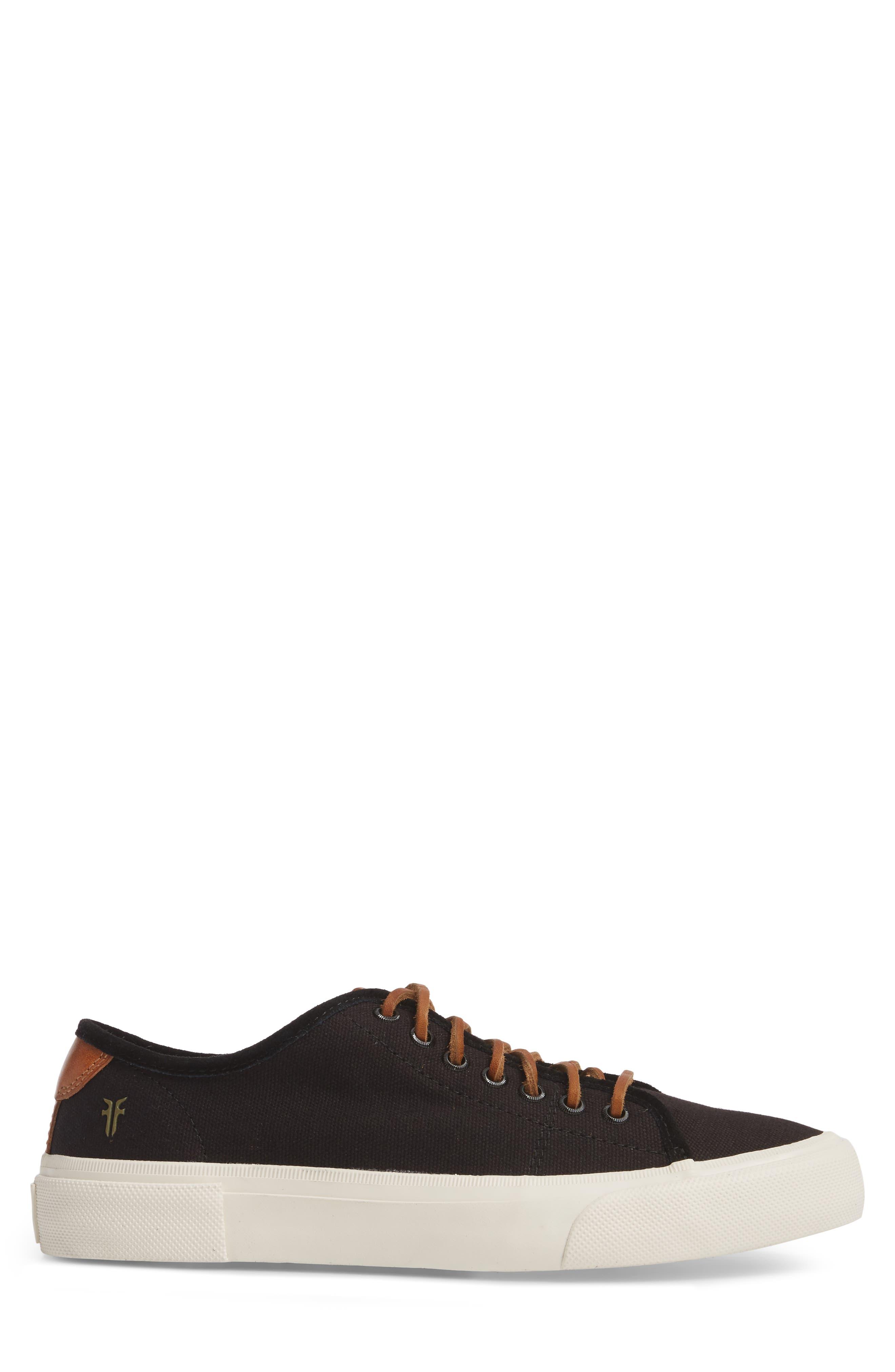 Ludlow Low Top Sneaker,                             Alternate thumbnail 3, color,                             001
