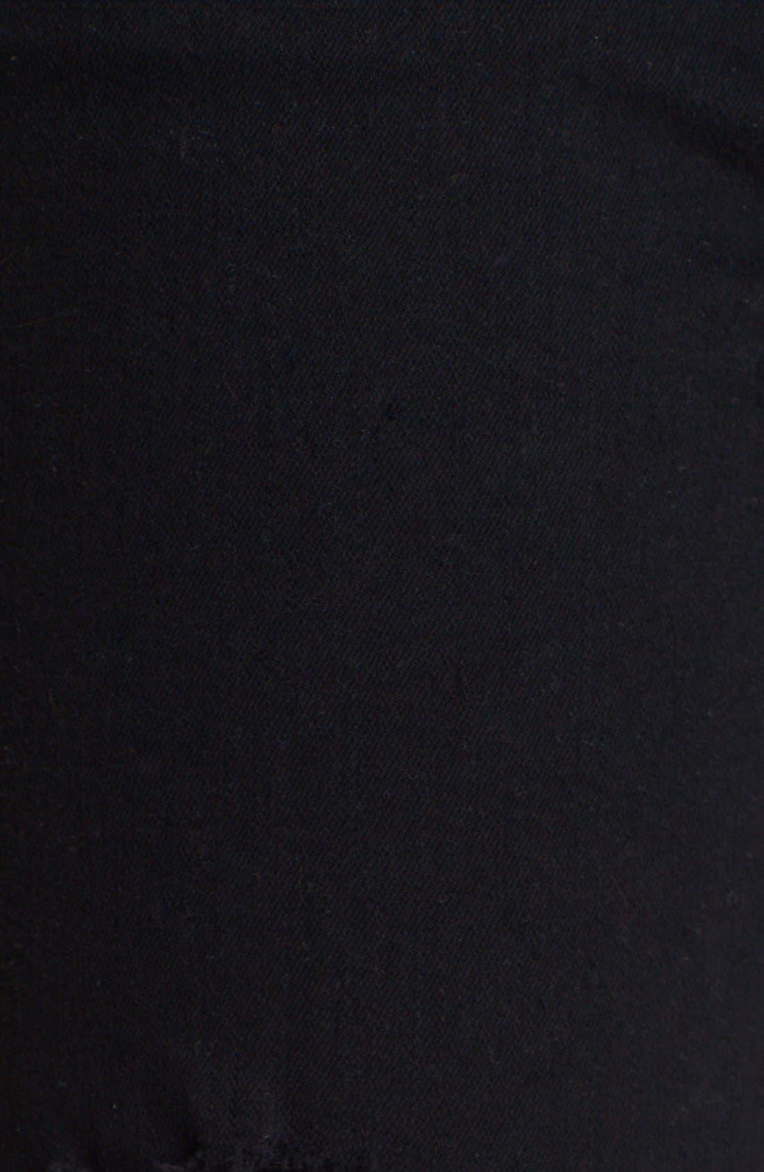 'Le Skinny de Jeanne' Ripped Jeans,                             Alternate thumbnail 3, color,