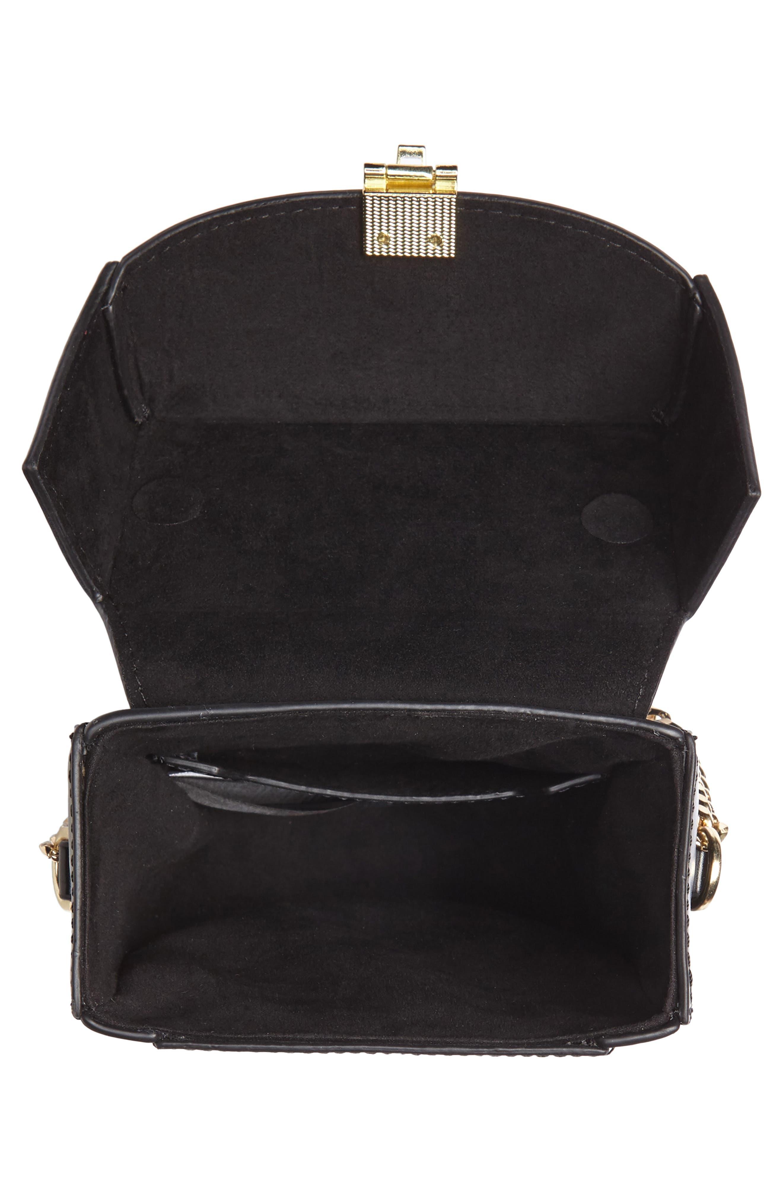 Sox Boxy Shoulder Bag,                             Alternate thumbnail 4, color,