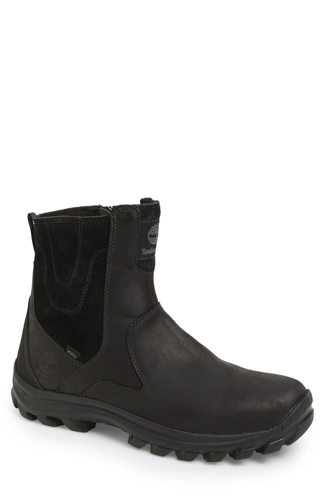 'Chillberg'Waterproof Boot,                         Main,                         color, 001