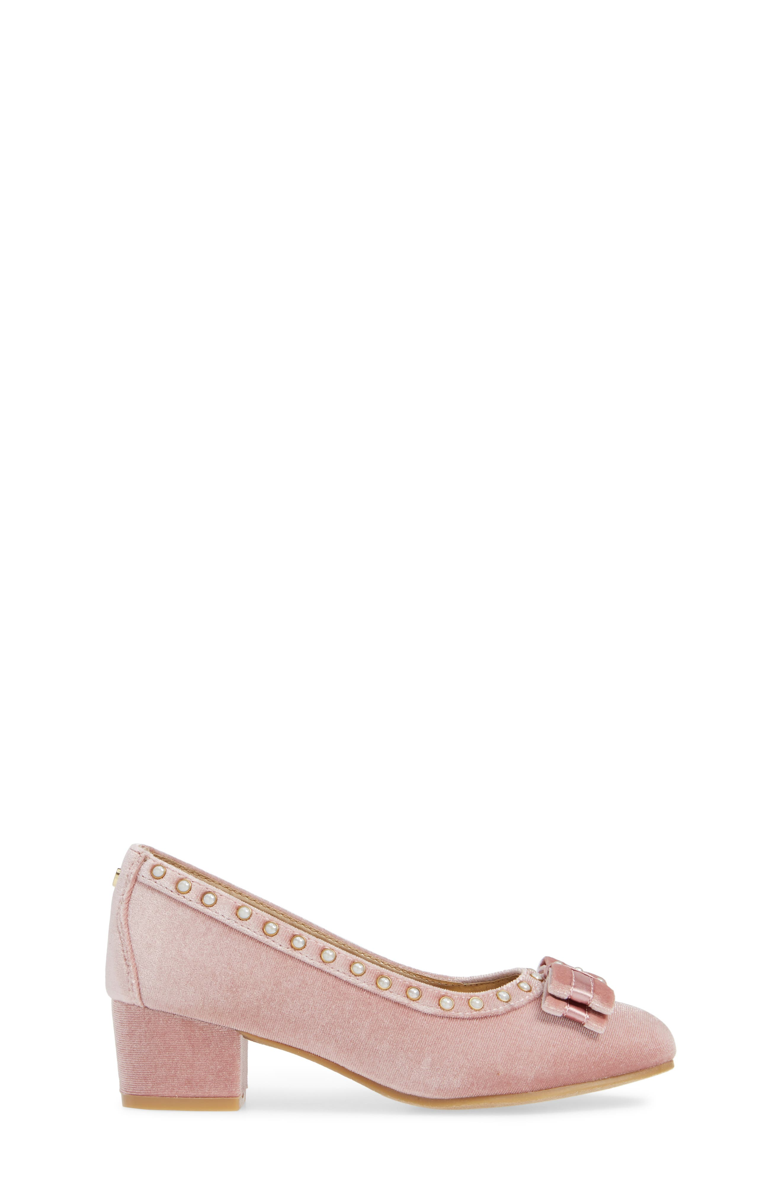 Evelyn Kammie Pump,                             Alternate thumbnail 3, color,                             MELLOW ROSE