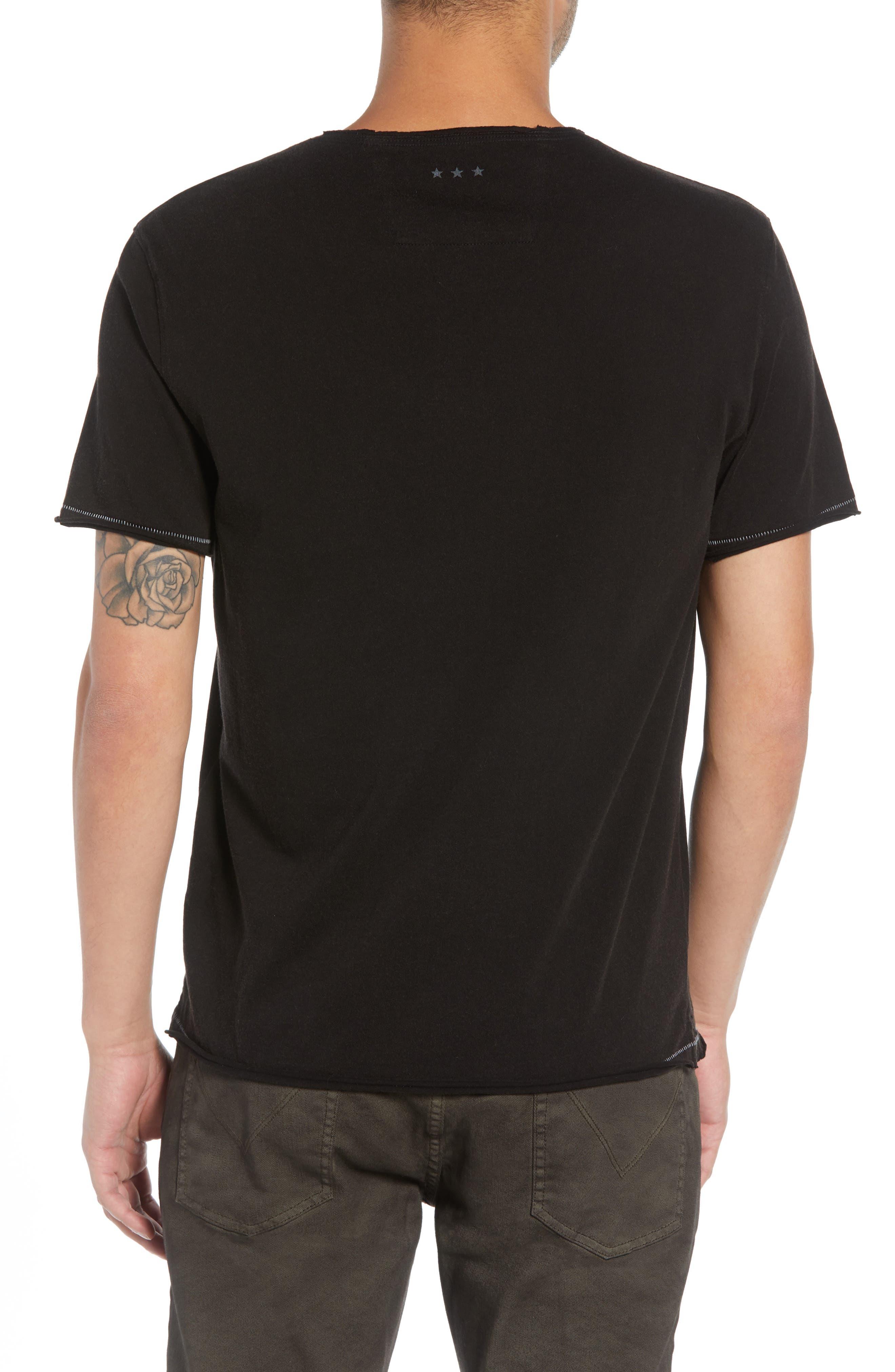 Brooklyn Rumble Graphic T-Shirt,                             Alternate thumbnail 2, color,                             001