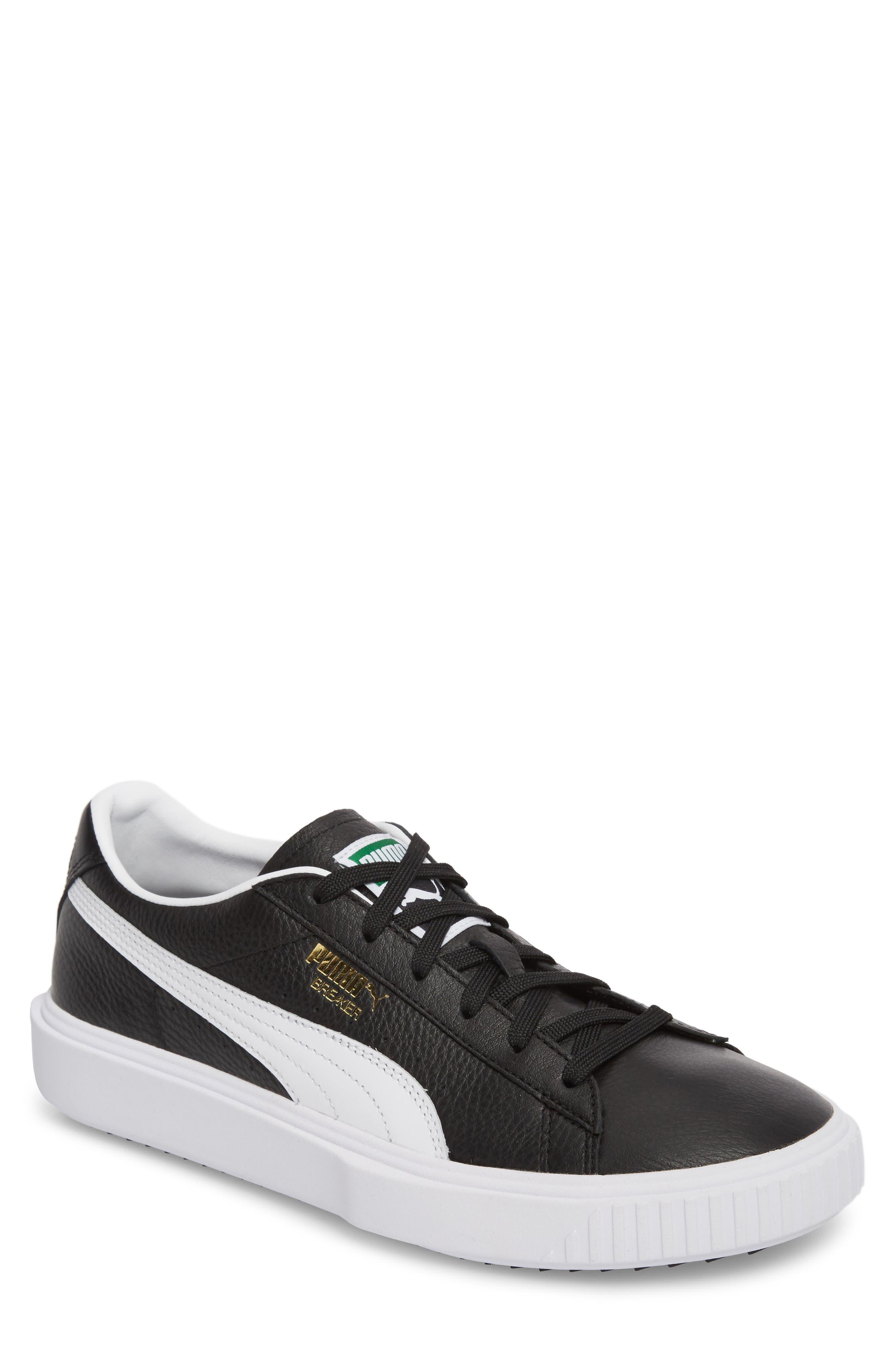 Breaker Low Top Sneaker,                             Main thumbnail 1, color,                             001