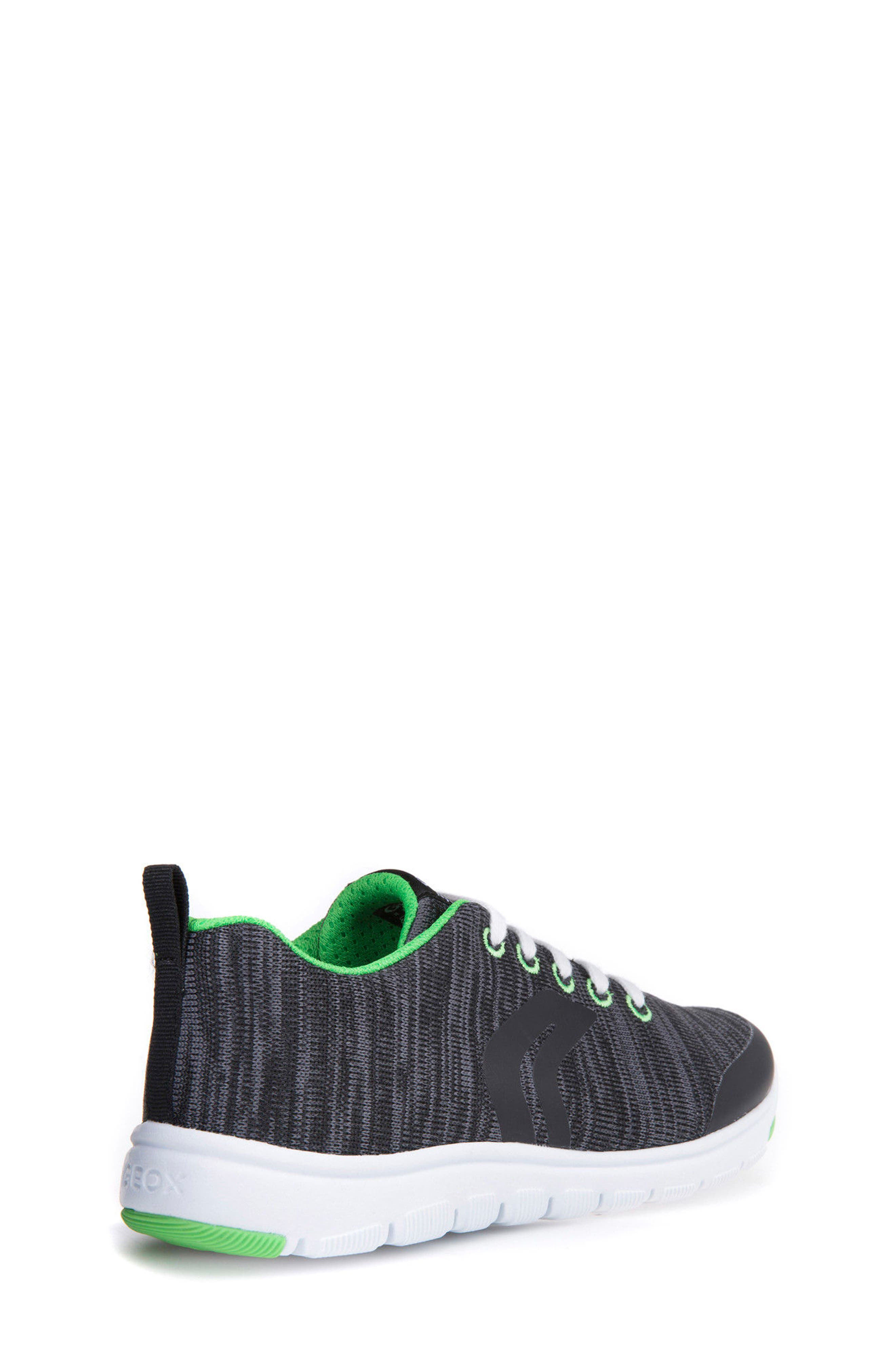 Xunday Performance Knit Low Top Sneaker,                             Alternate thumbnail 4, color,