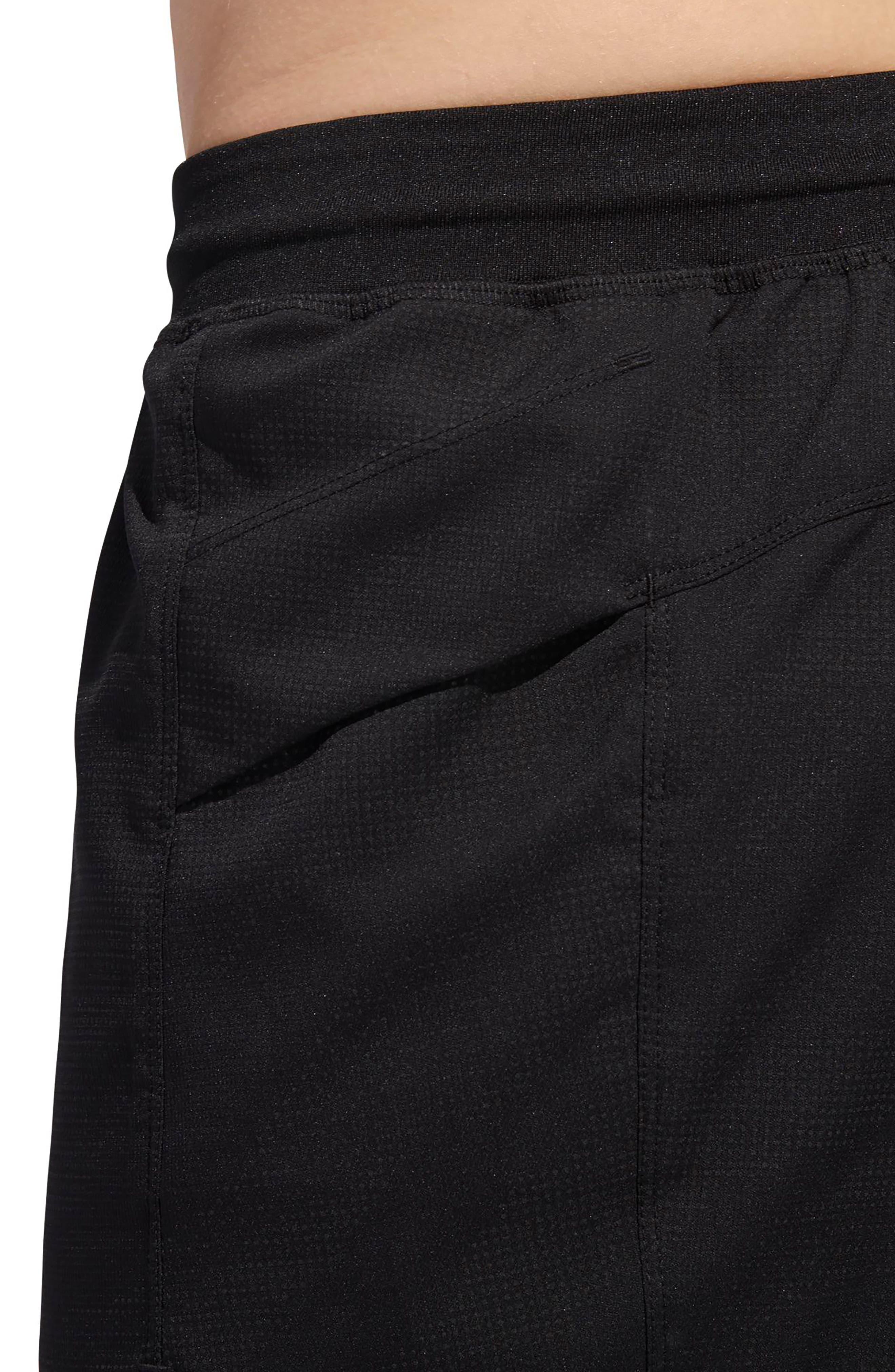 Camo Hype Reflective Regular Fit Shorts,                             Alternate thumbnail 7, color,                             001