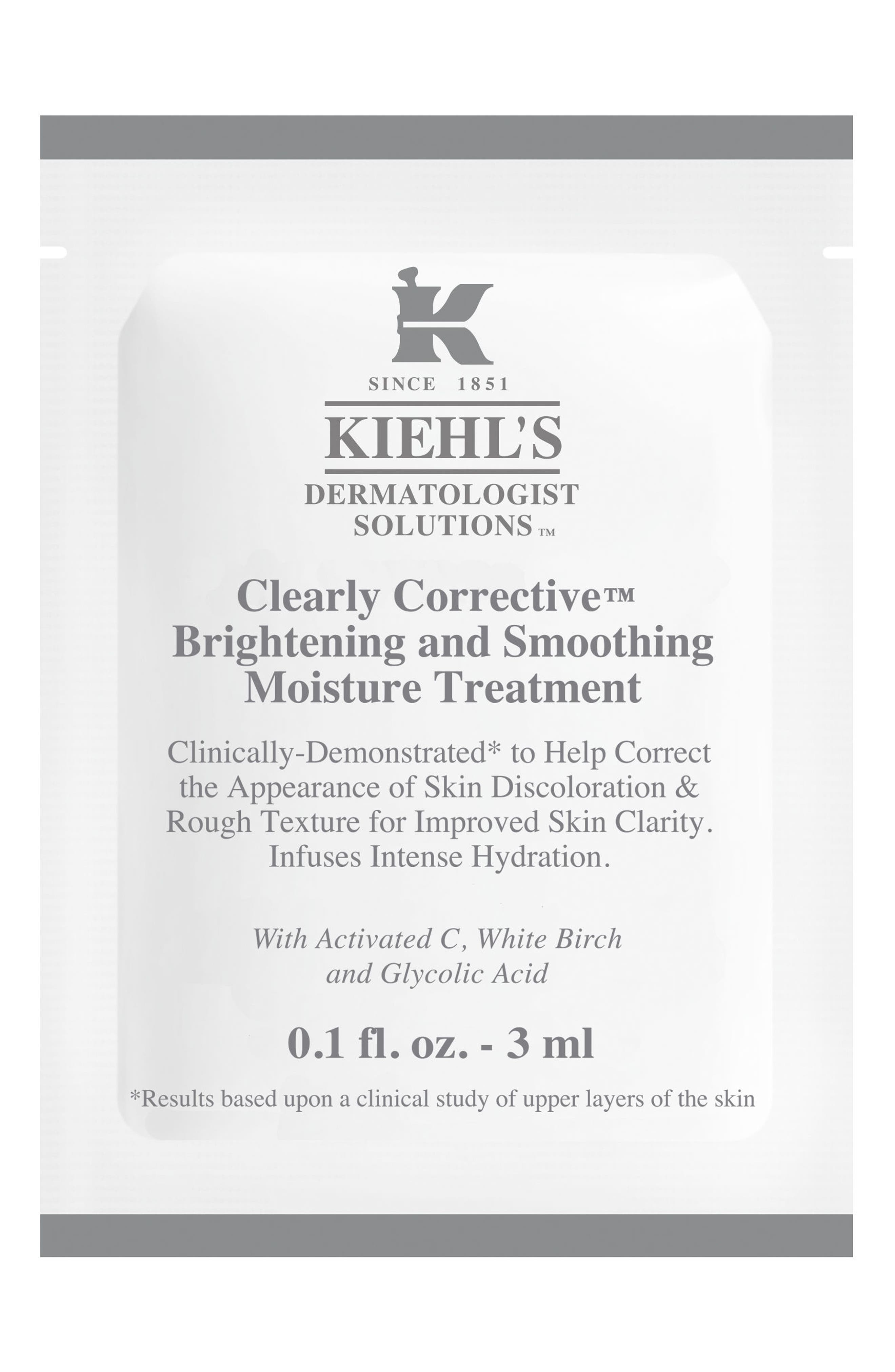 Clearly Corrective<sup>™</sup> Brightening and Smoothing Treatment,                             Alternate thumbnail 2, color,                             NO COLOR