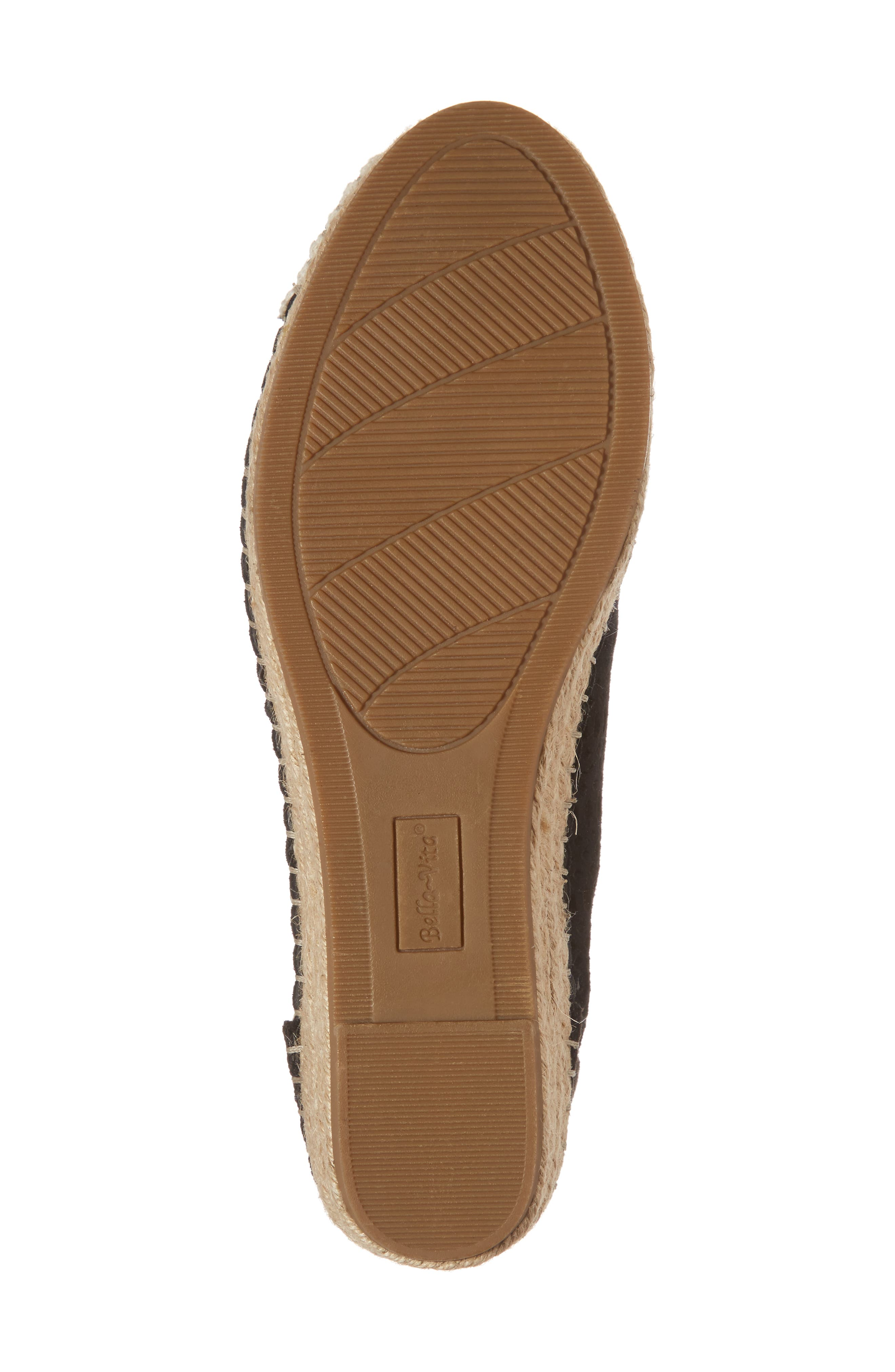 Clementine Espadrille Sneaker,                             Alternate thumbnail 6, color,                             018
