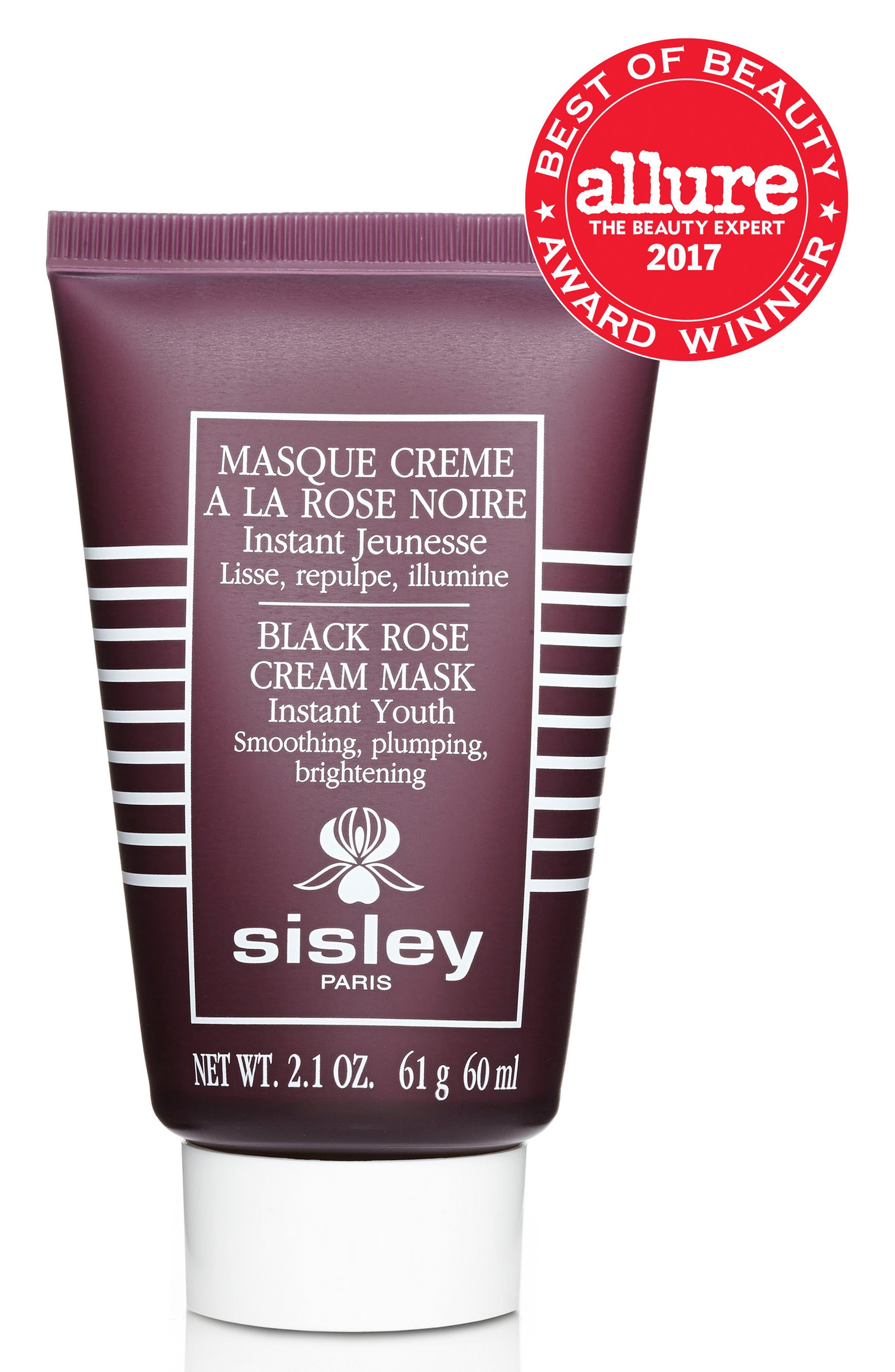 Black Rose Cream Mask,                             Alternate thumbnail 4, color,                             NO COLOR