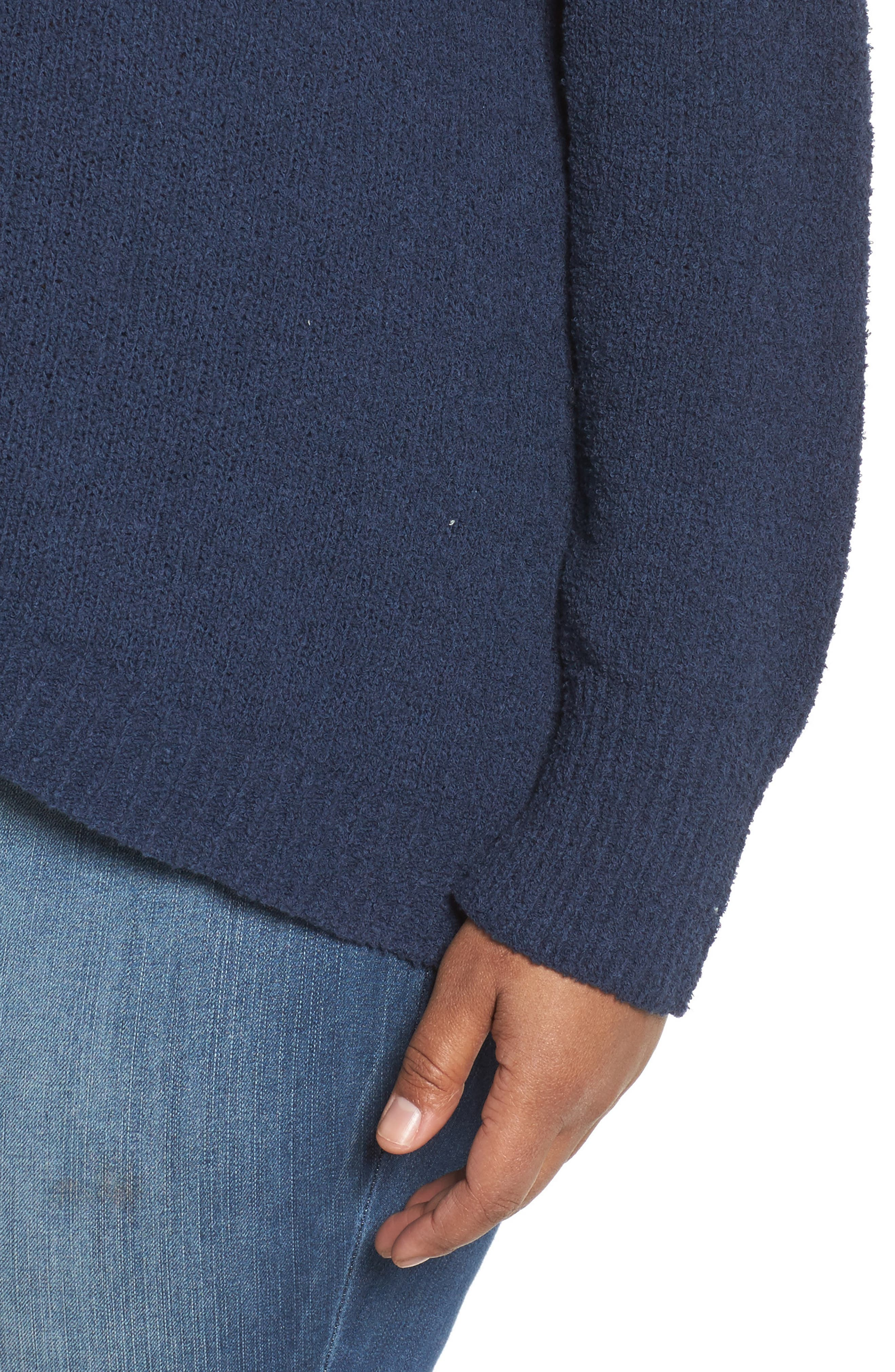 Relaxed Crewneck Sweater,                             Alternate thumbnail 14, color,