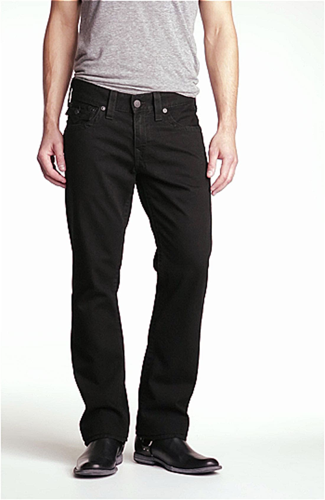 'Ricky' Relaxed Fit Jeans,                             Alternate thumbnail 13, color,