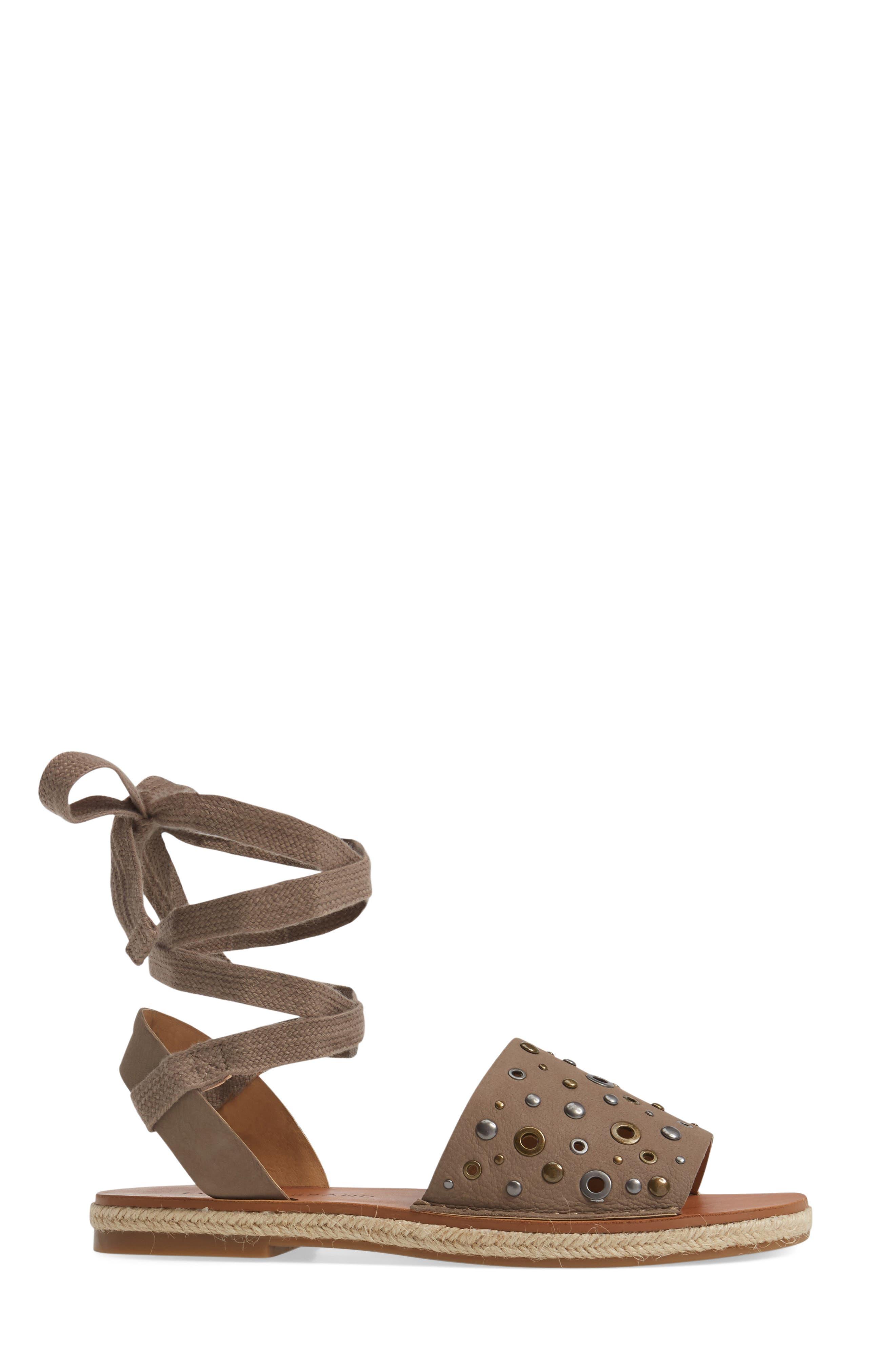 Daytah Ankle Tie Sandal,                             Alternate thumbnail 10, color,