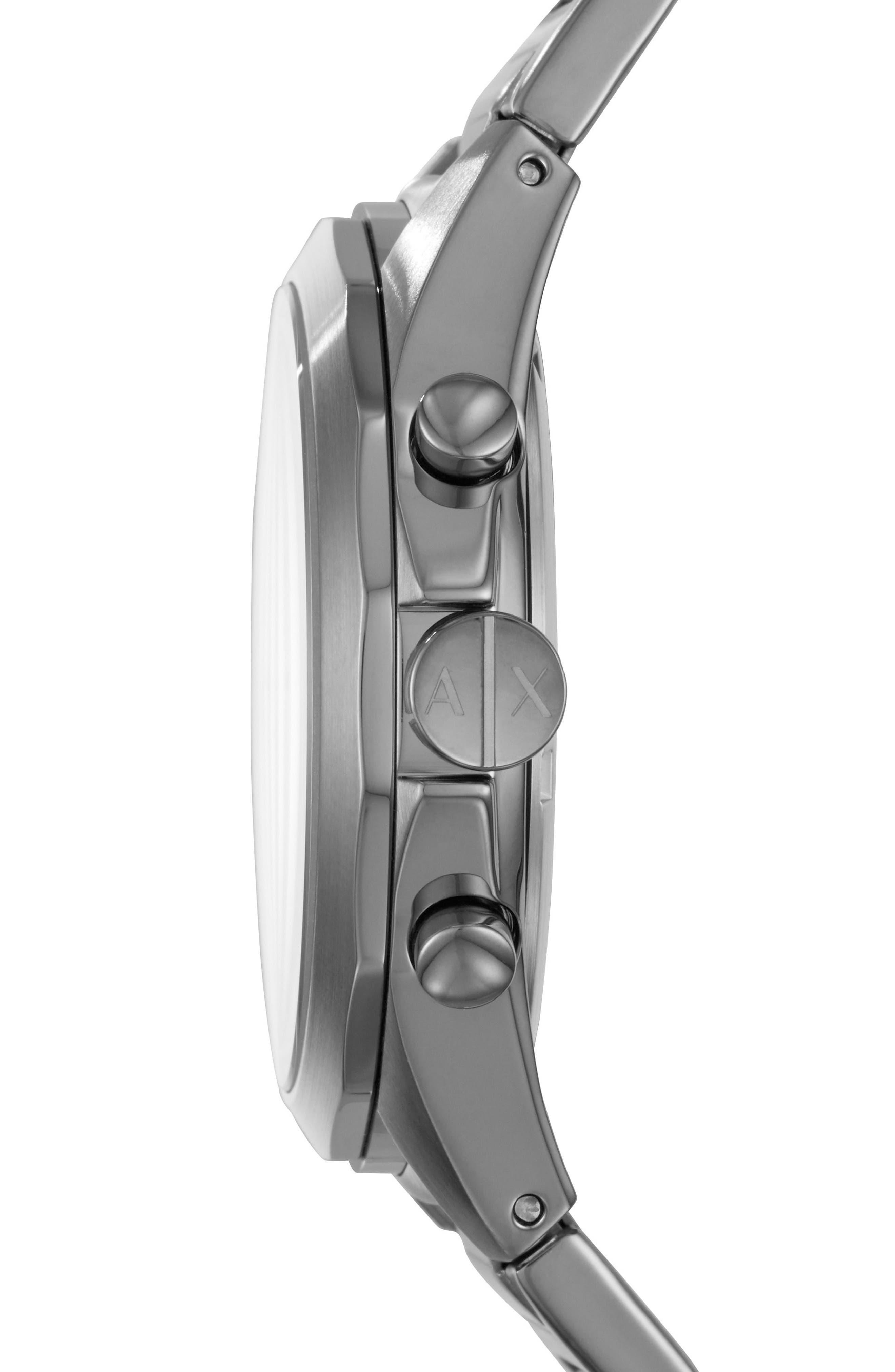 Chronograph Bracelet Watch, 44mm,                             Alternate thumbnail 2, color,                             050