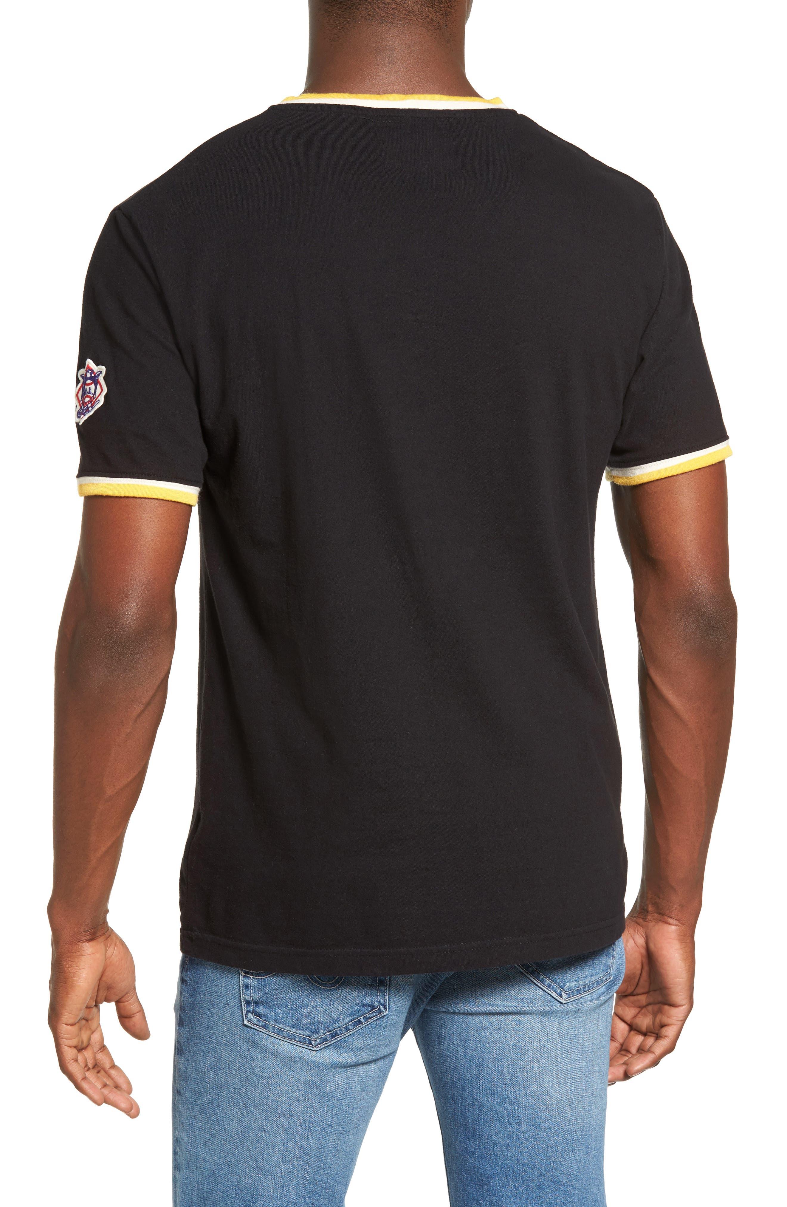 Eastwood Pittsburgh Pirates T-Shirt,                             Alternate thumbnail 2, color,                             001