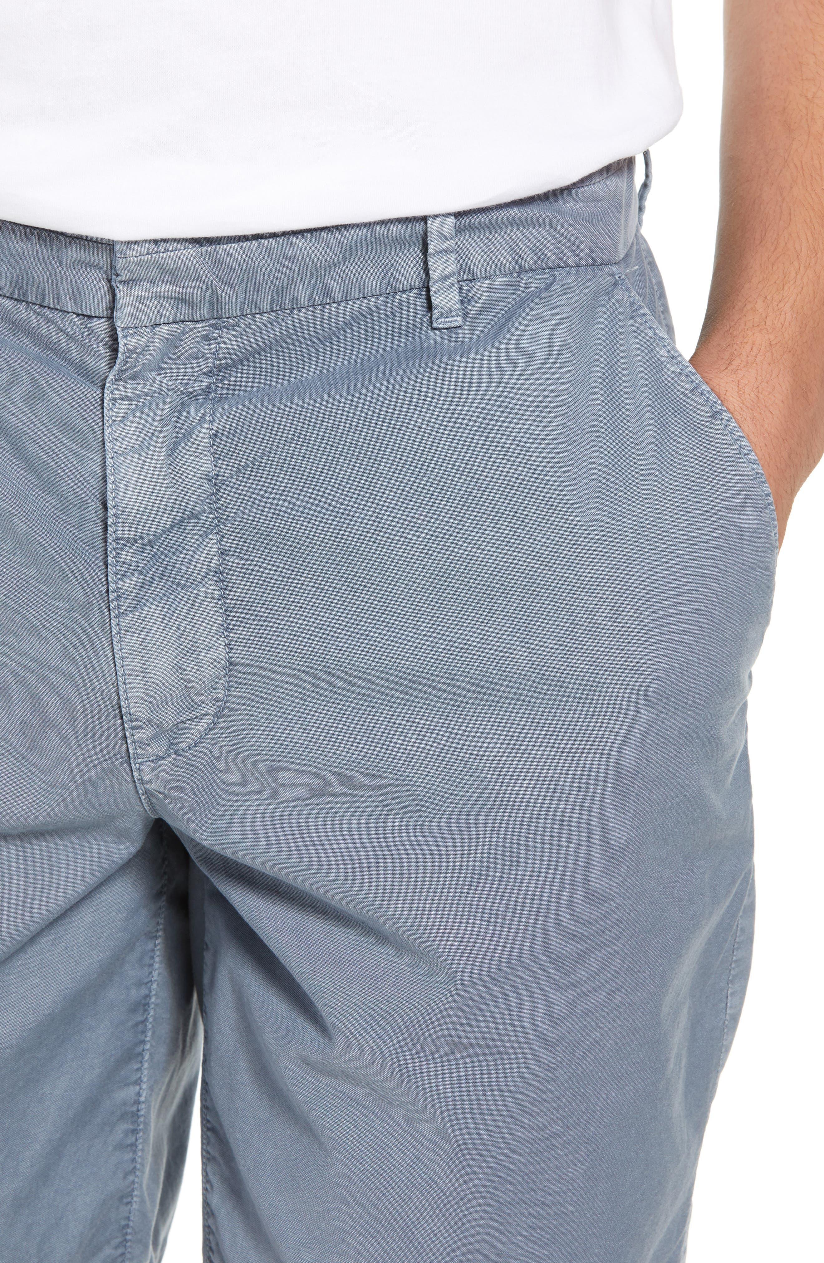 Butter Ball Shorts,                             Alternate thumbnail 4, color,                             BLUE SLATE
