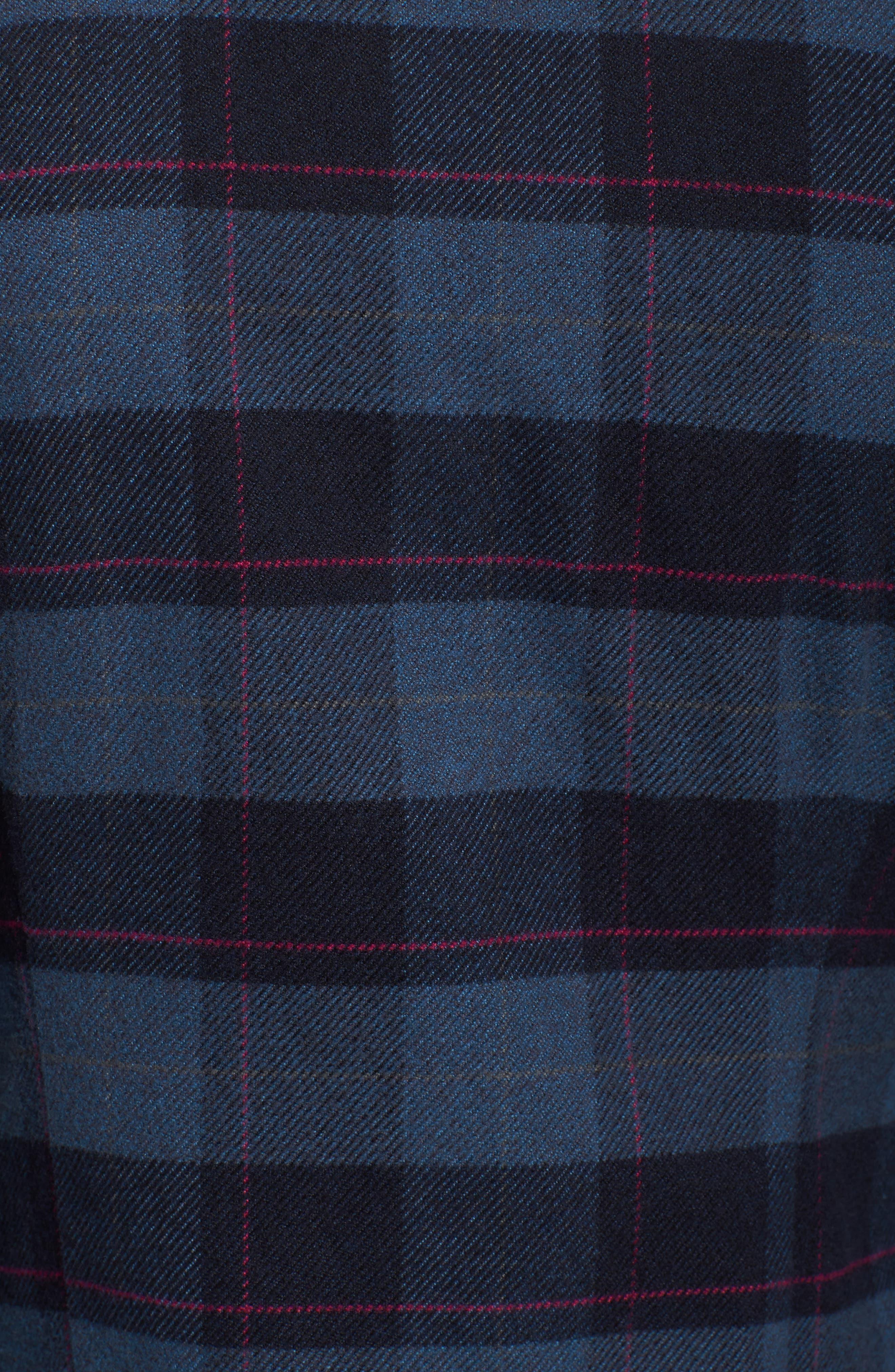 'Fjord' Flannel Shirt,                             Alternate thumbnail 84, color,