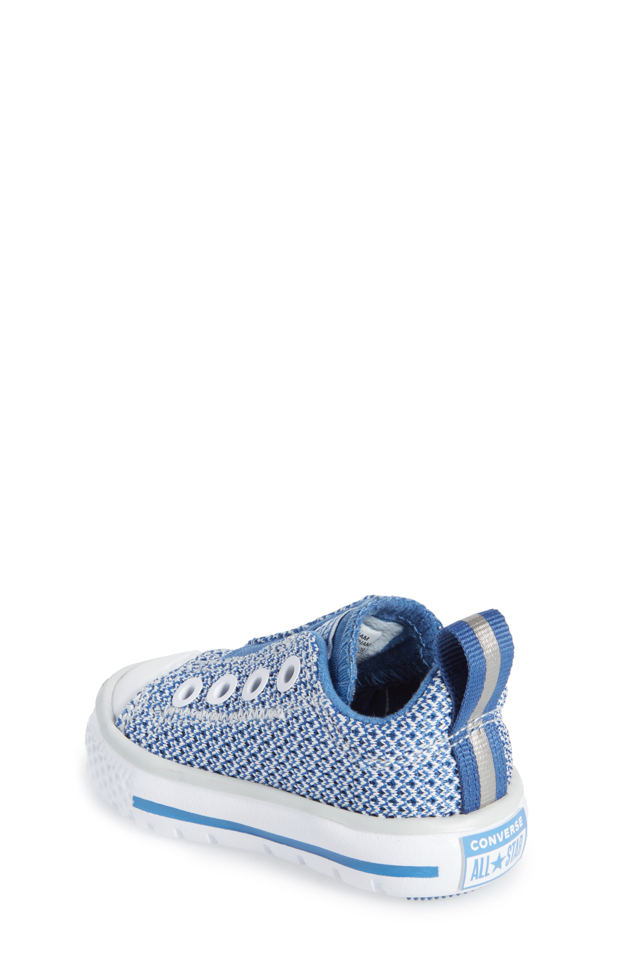 Chuck Taylor<sup>®</sup> All Star<sup>®</sup> Hyper Lite Slip-On Sneaker,                             Alternate thumbnail 2, color,                             020