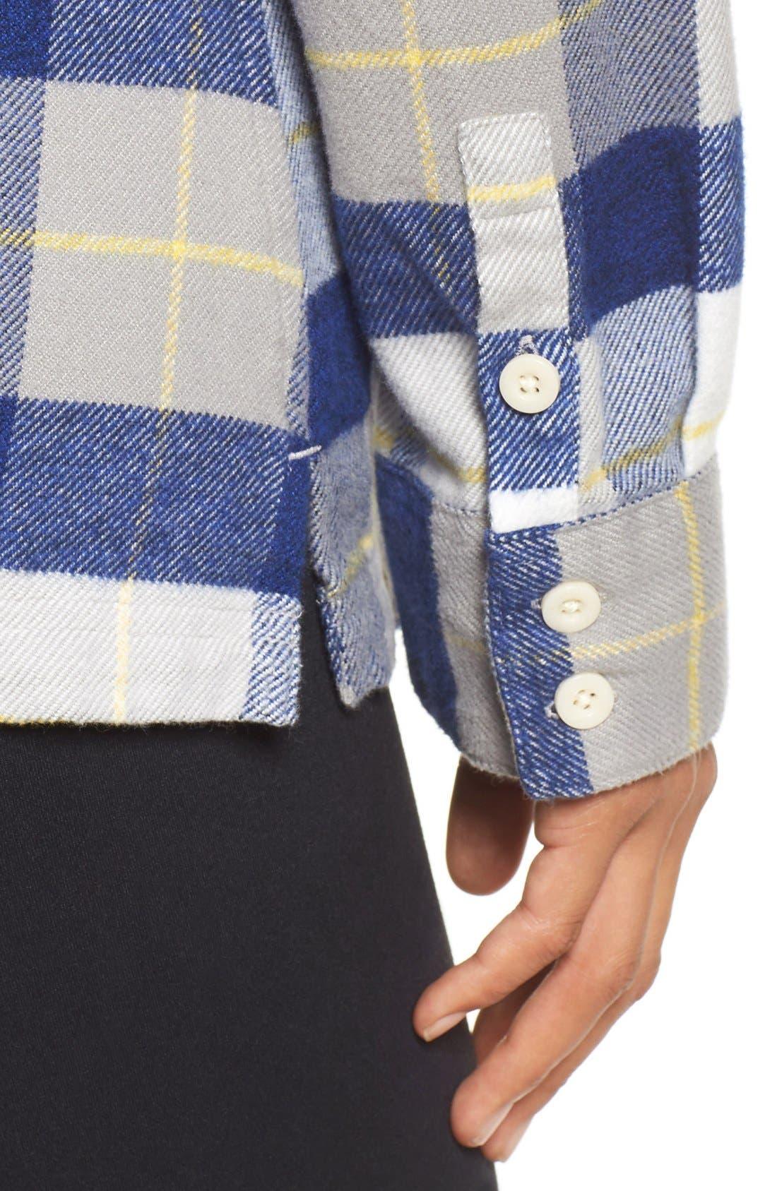 'Fjord' Flannel Shirt,                             Alternate thumbnail 29, color,
