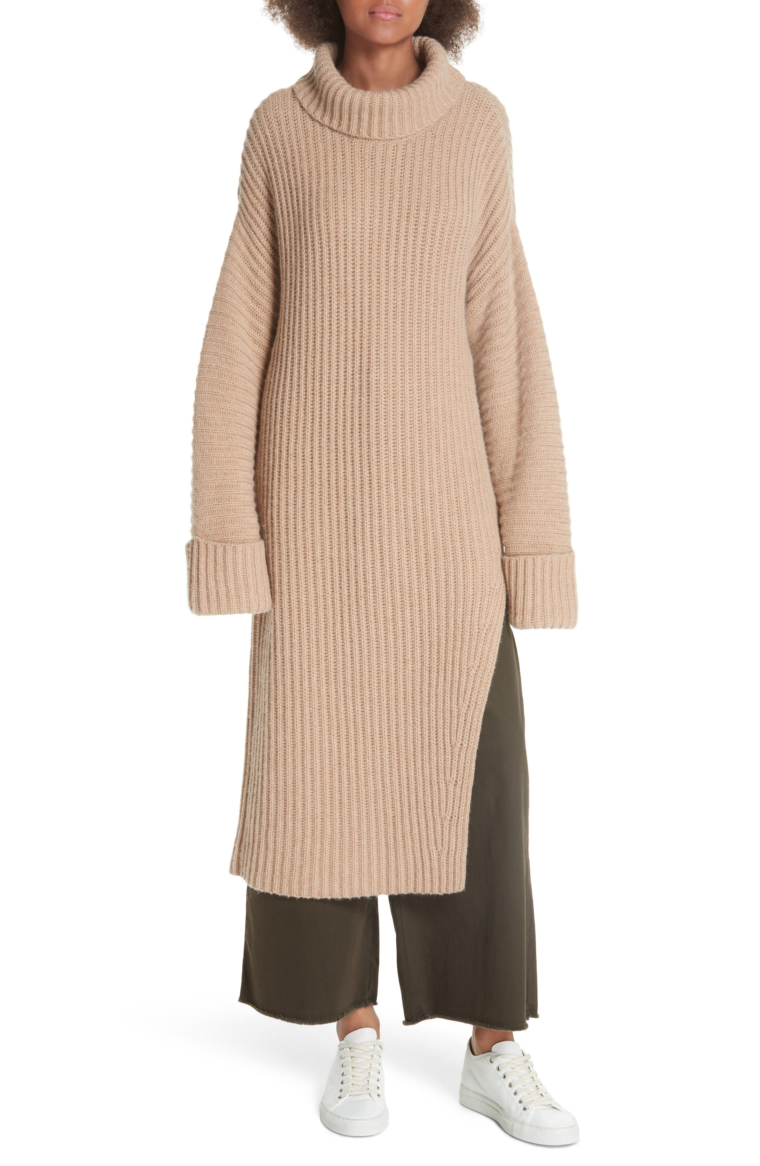 ELIZABETH AND JAMES Mae Wool & Cashmere Sweater, Main, color, 250