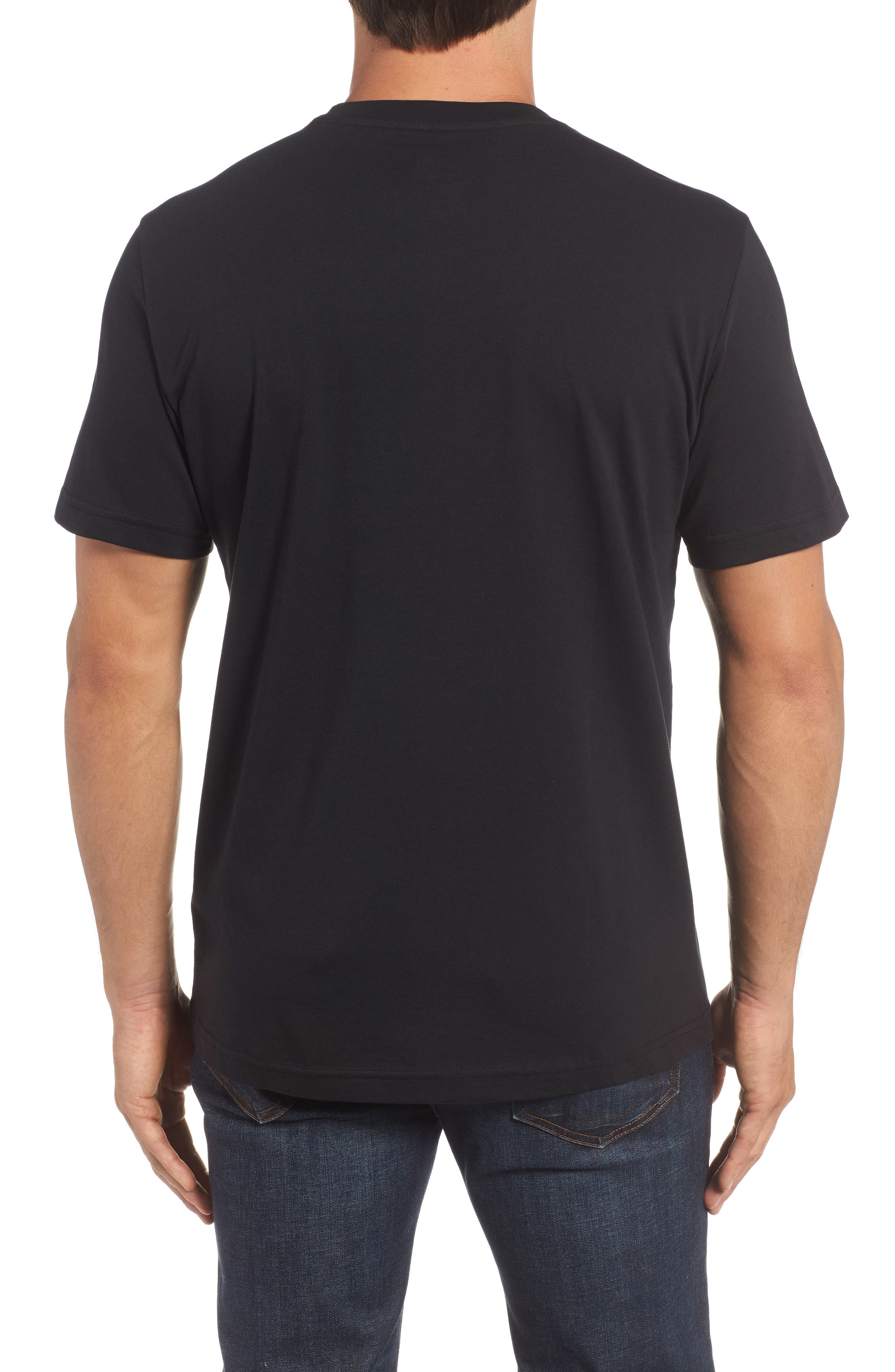 Goldcrown Graphic T-Shirt,                             Alternate thumbnail 2, color,                             001