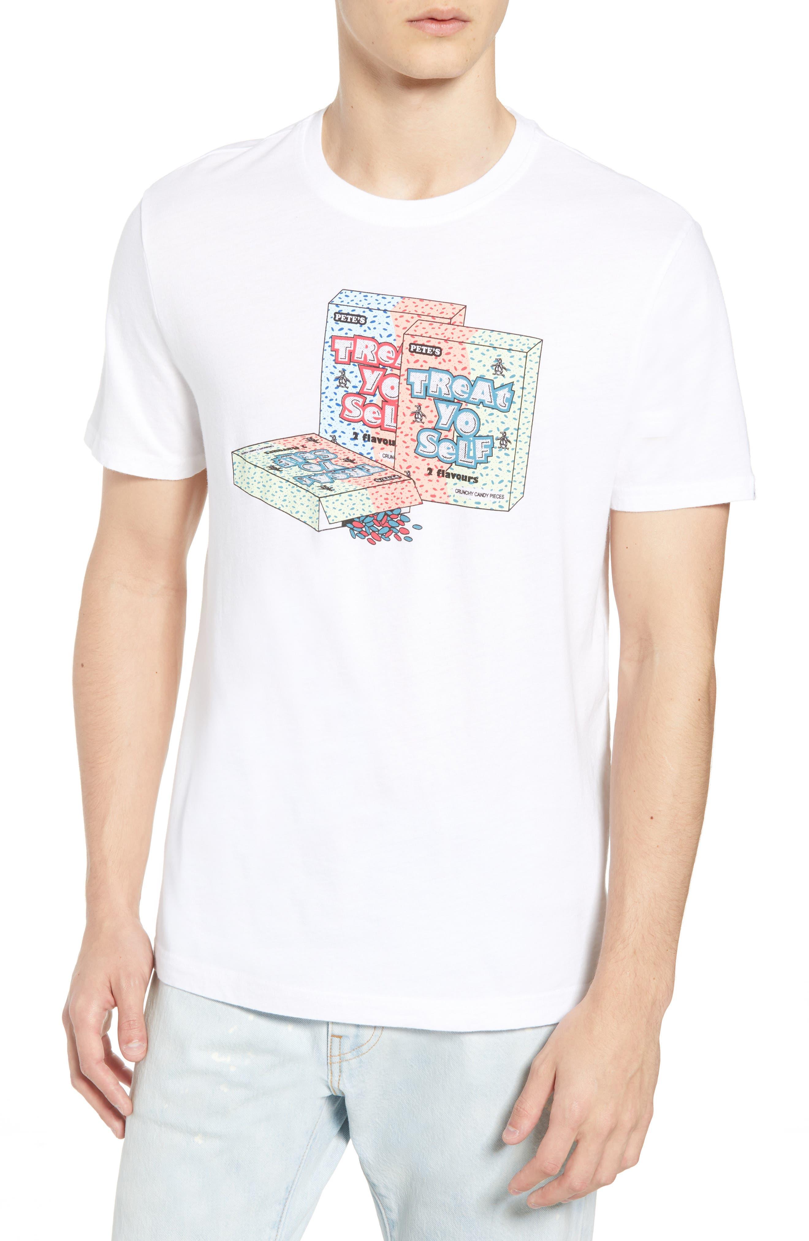 Treat Yo Self T-Shirt,                         Main,                         color,