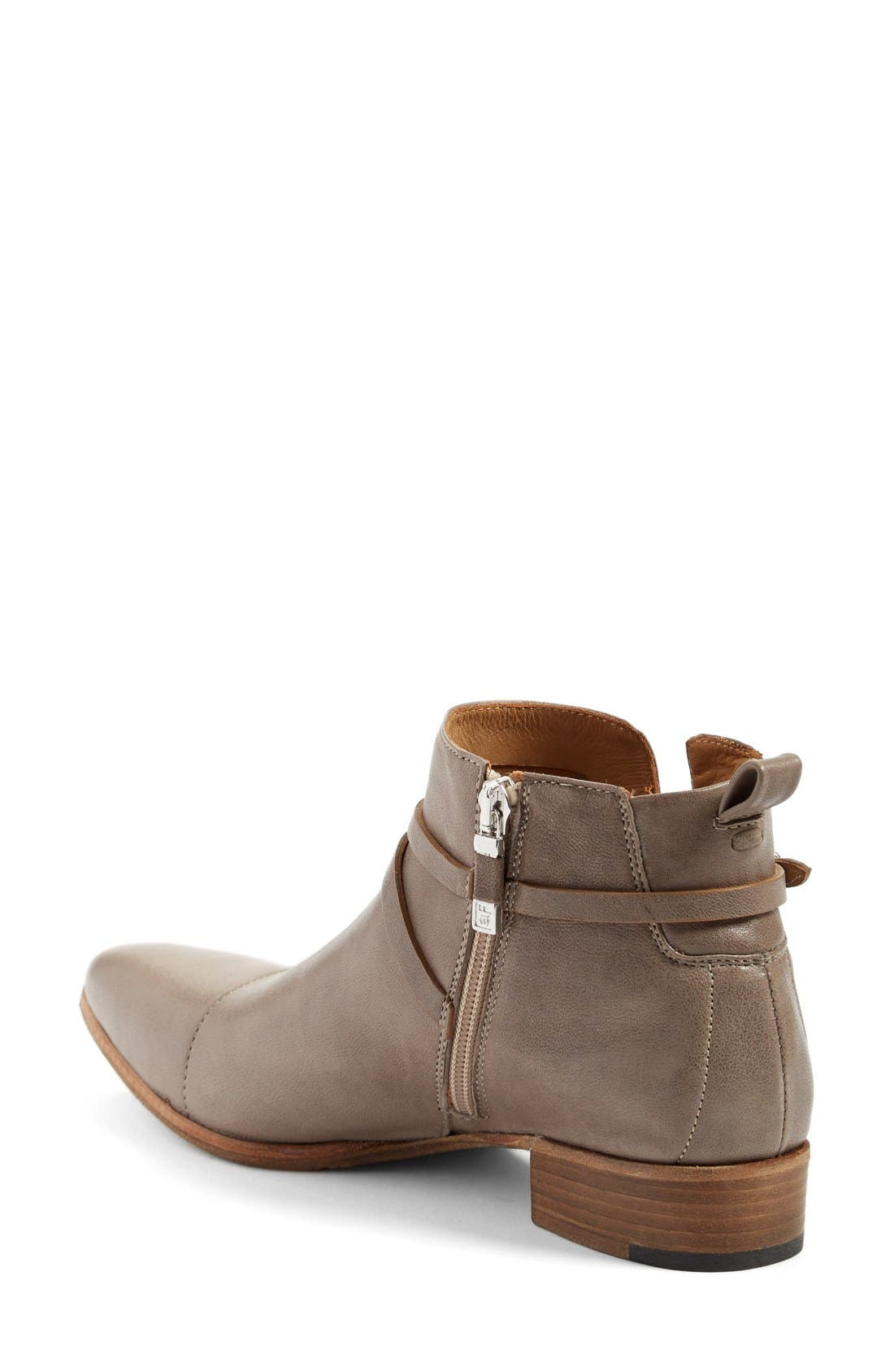 'Mea' Ankle Boot,                             Alternate thumbnail 9, color,