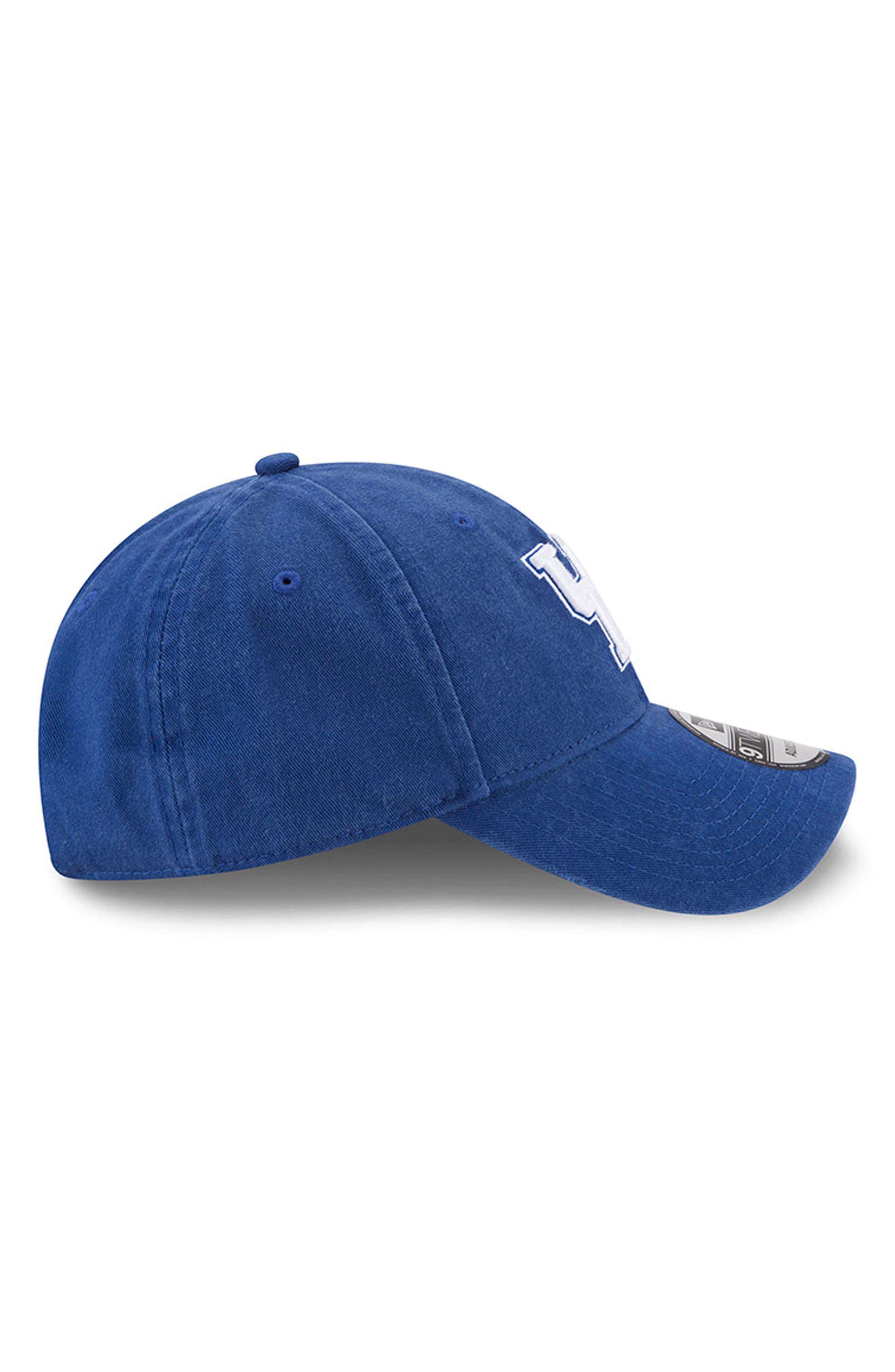 New Era Collegiate Core Classic - Kentucky Wildcats Baseball Cap,                             Alternate thumbnail 4, color,
