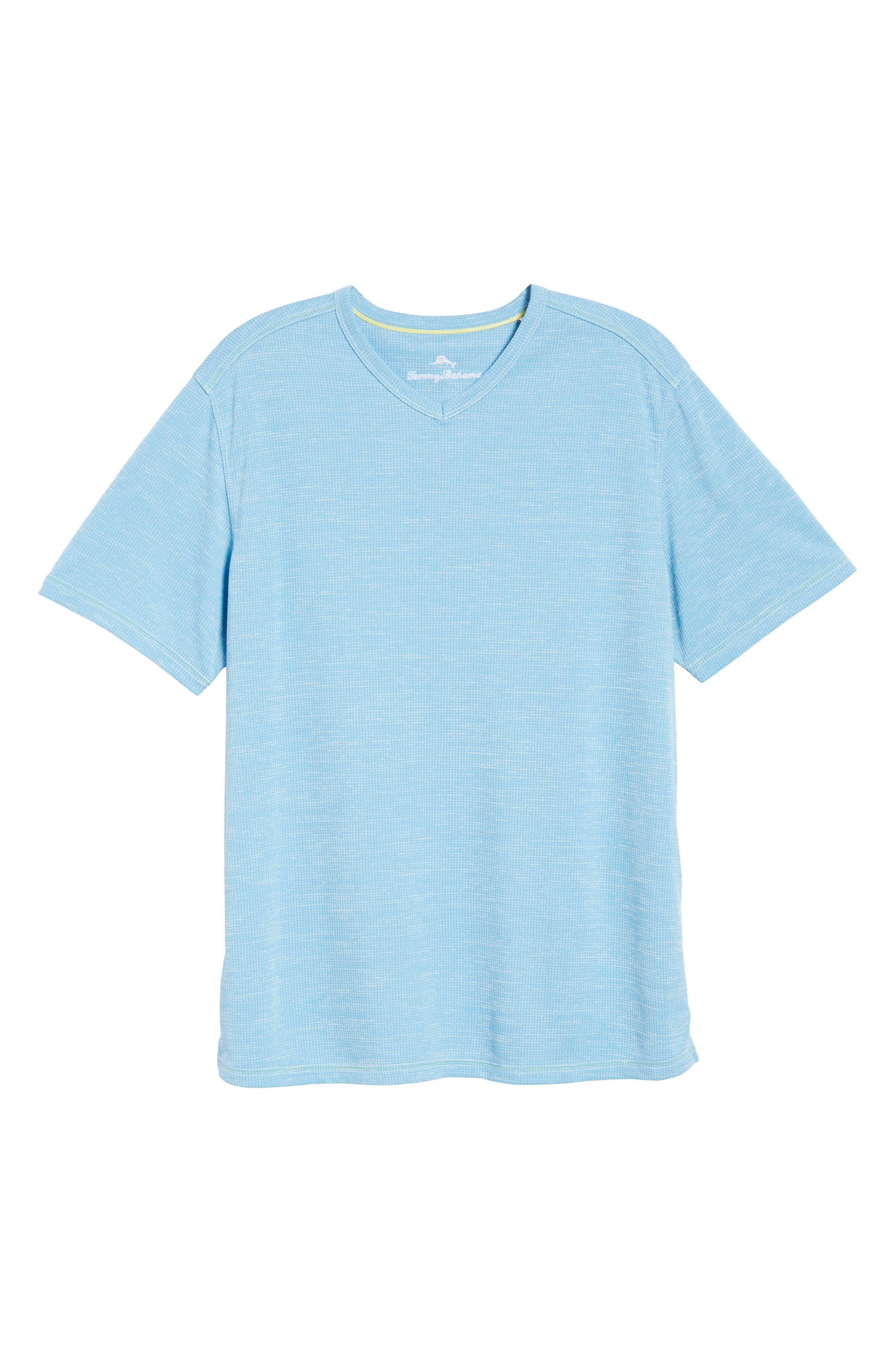 Sand Key V-Neck T-Shirt,                             Alternate thumbnail 44, color,
