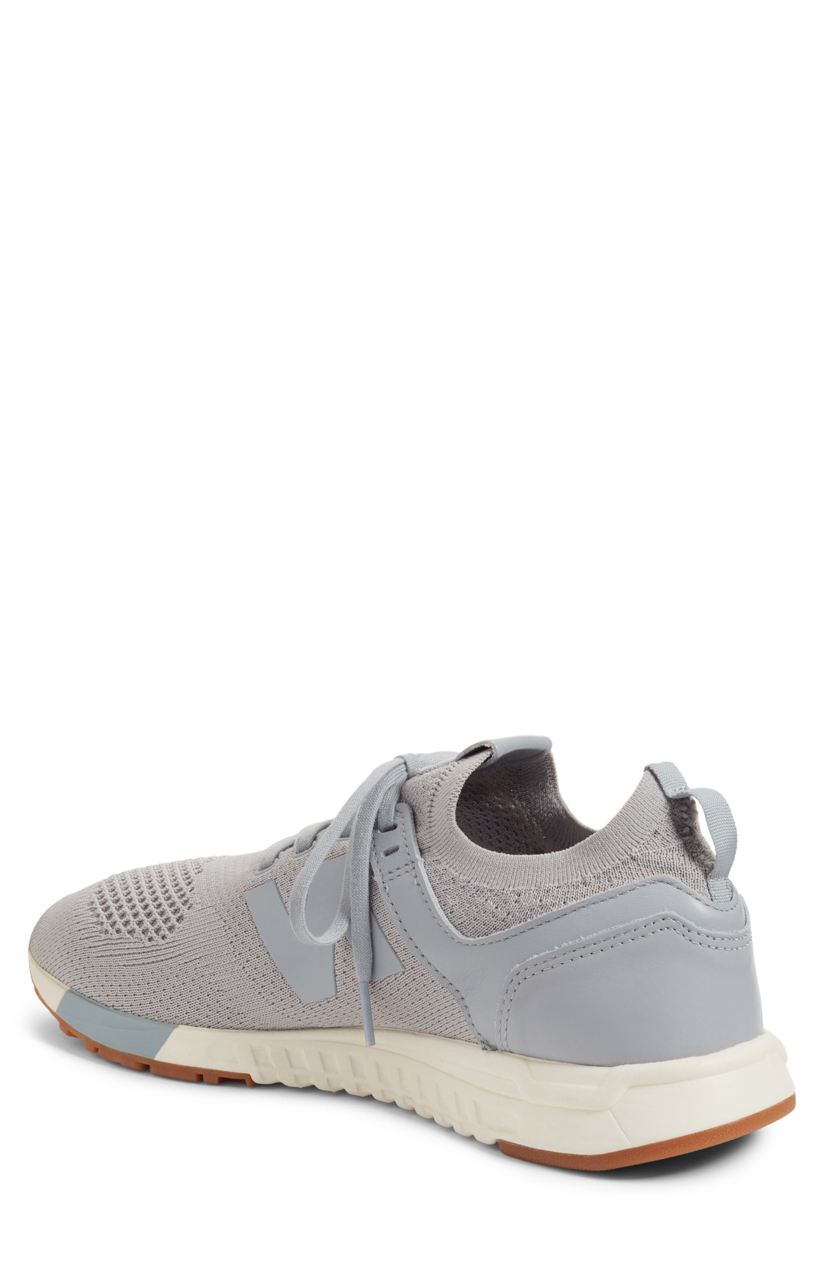 247 Decon Knit Sneaker,                             Alternate thumbnail 7, color,