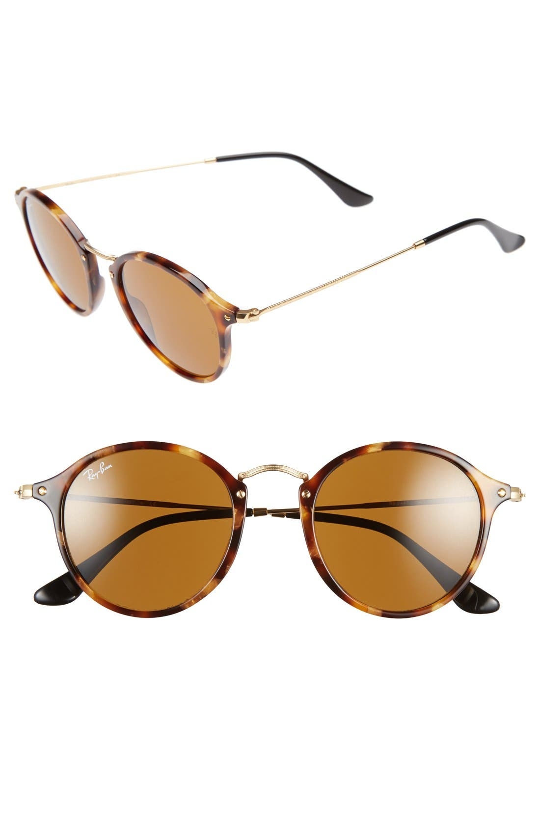 'Icon' 49mm Sunglasses,                             Main thumbnail 3, color,