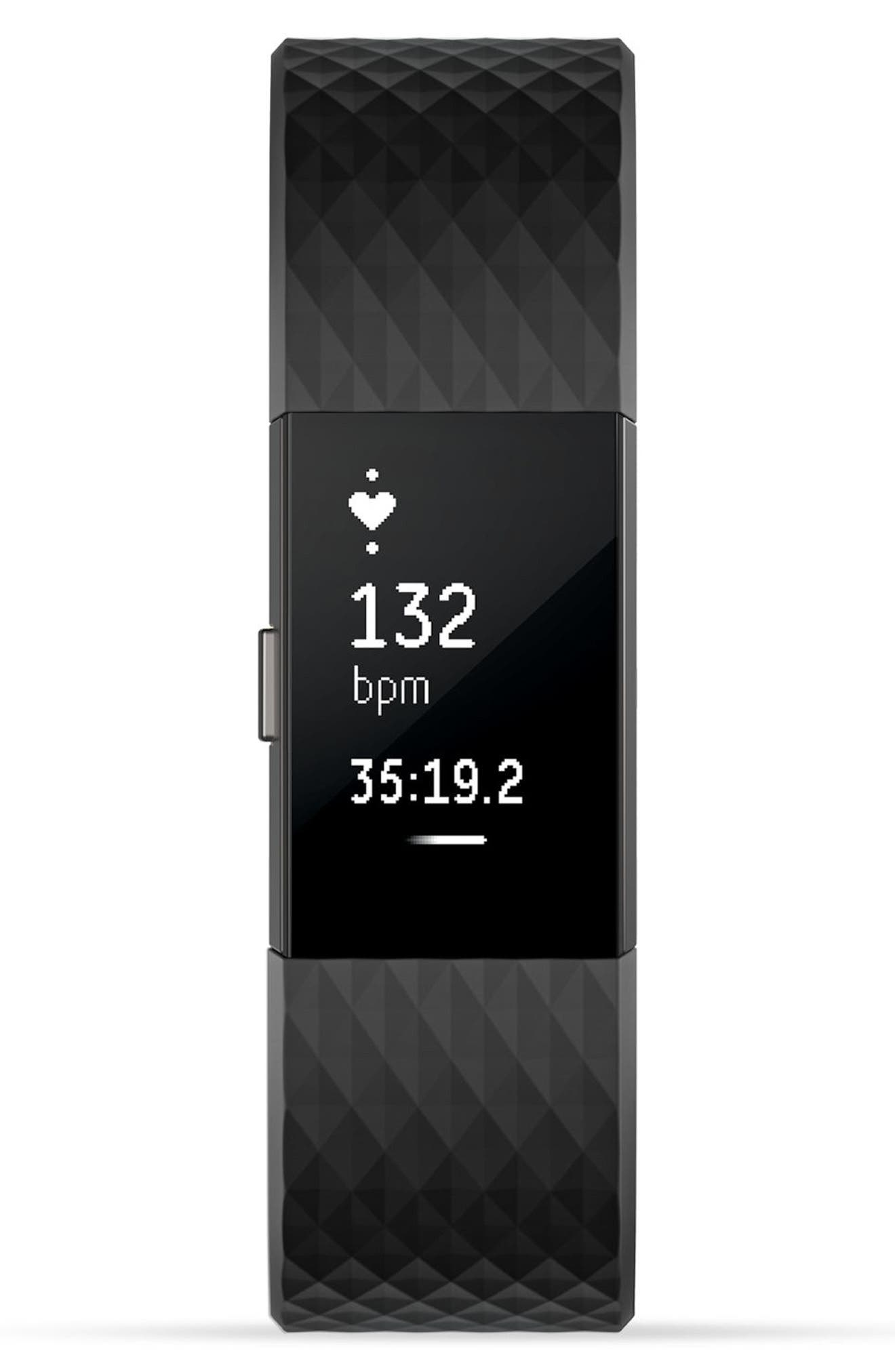 Charge 2 Special Edition Wireless Activity & Heart Rate Tracker,                             Alternate thumbnail 4, color,                             001