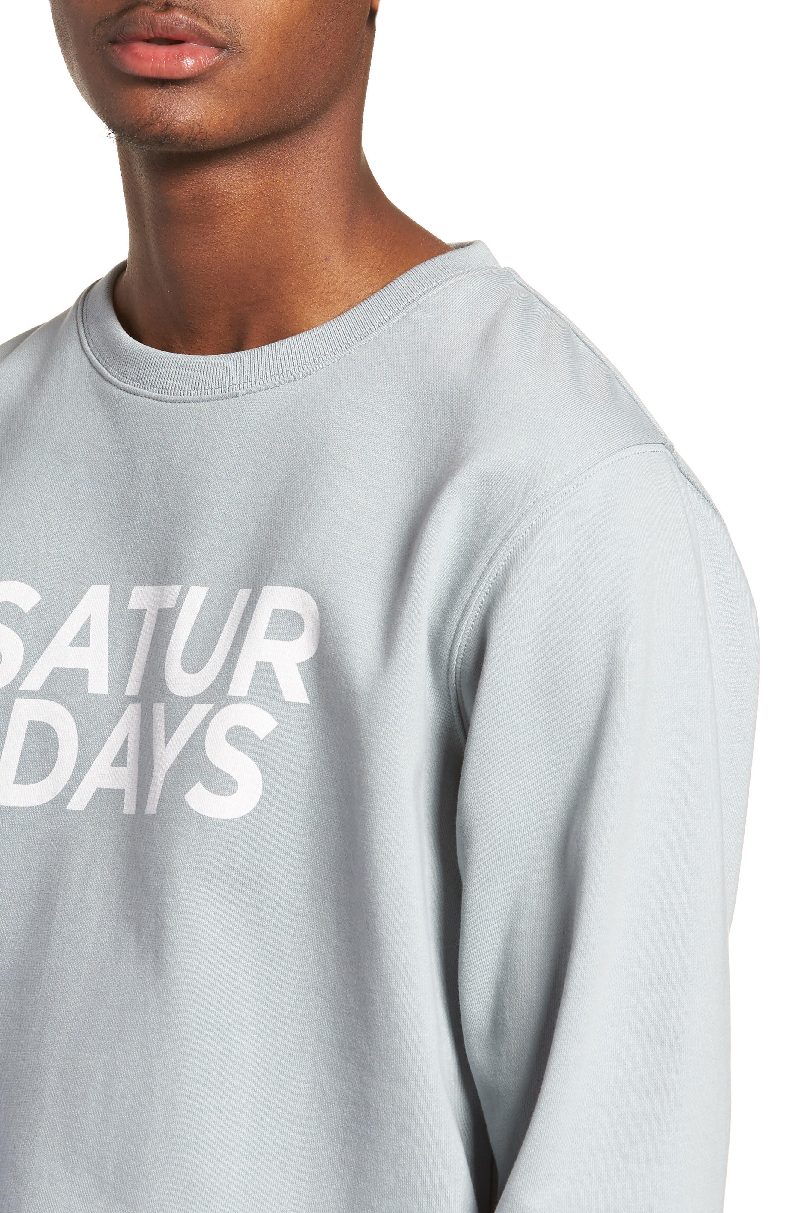 Bowery Gothic Sweatshirt,                             Alternate thumbnail 4, color,                             455