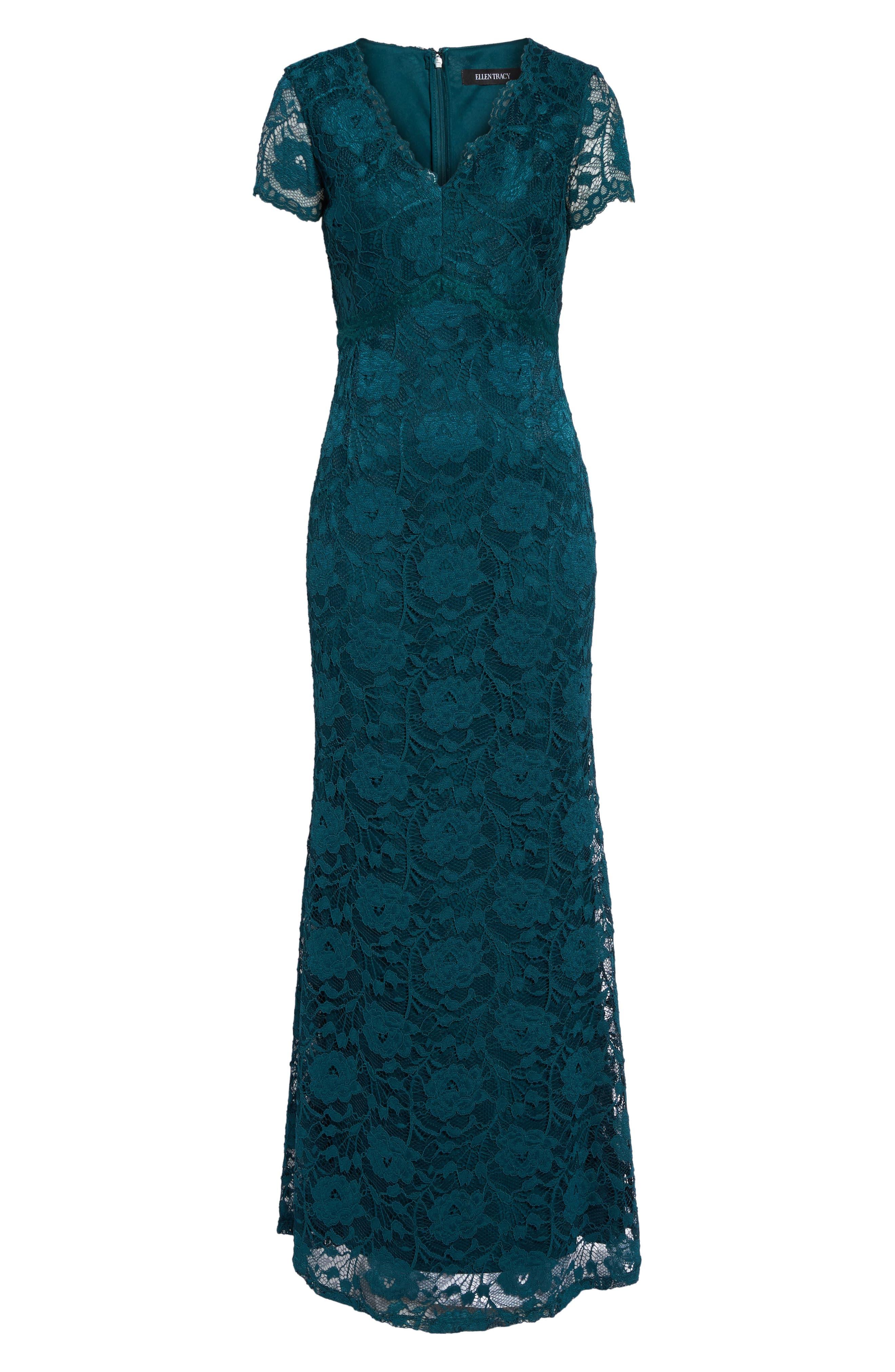 Lace Gown,                             Alternate thumbnail 6, color,                             300