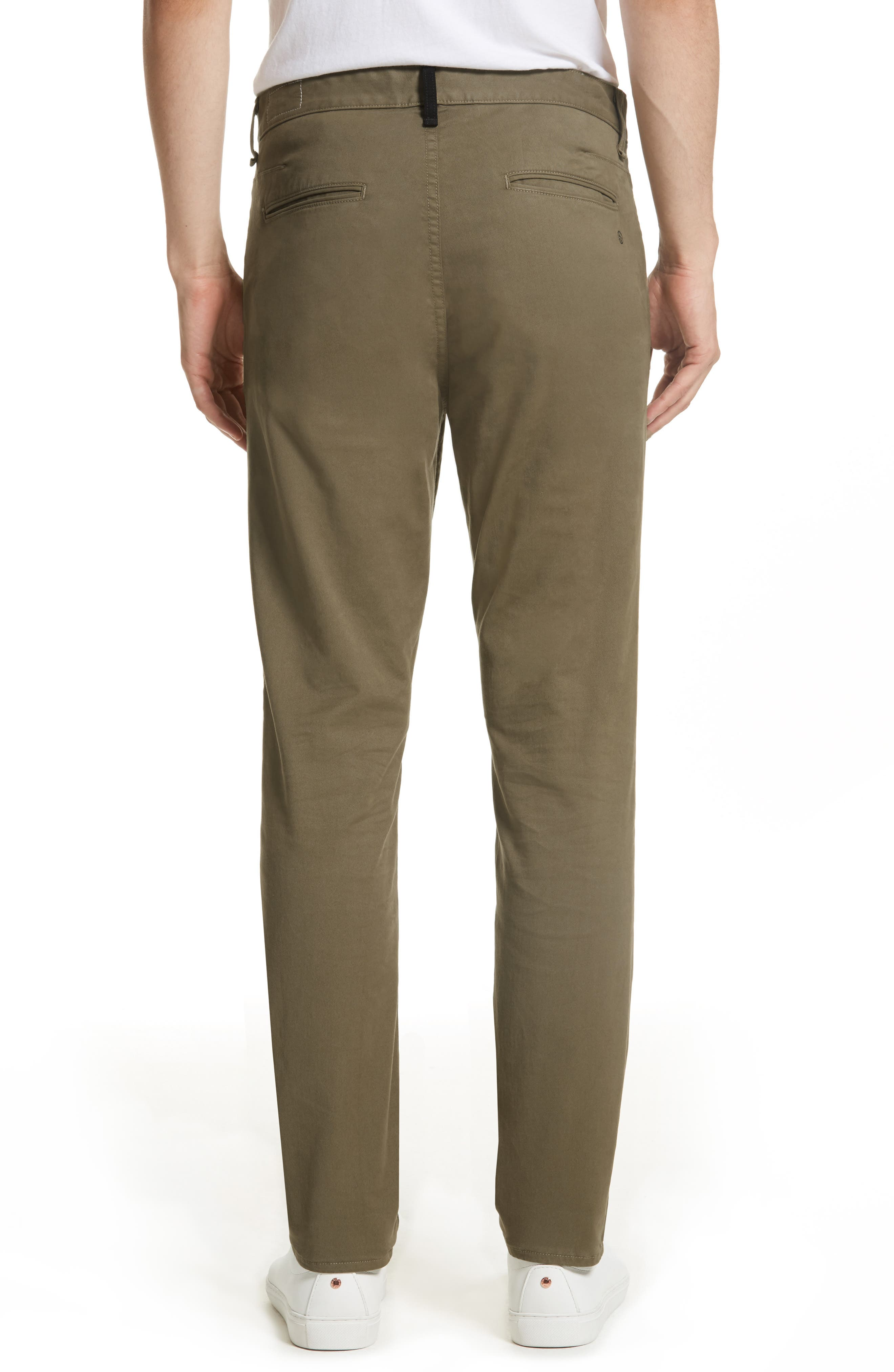 Fit 2 Chinos,                             Alternate thumbnail 2, color,                             ARMY