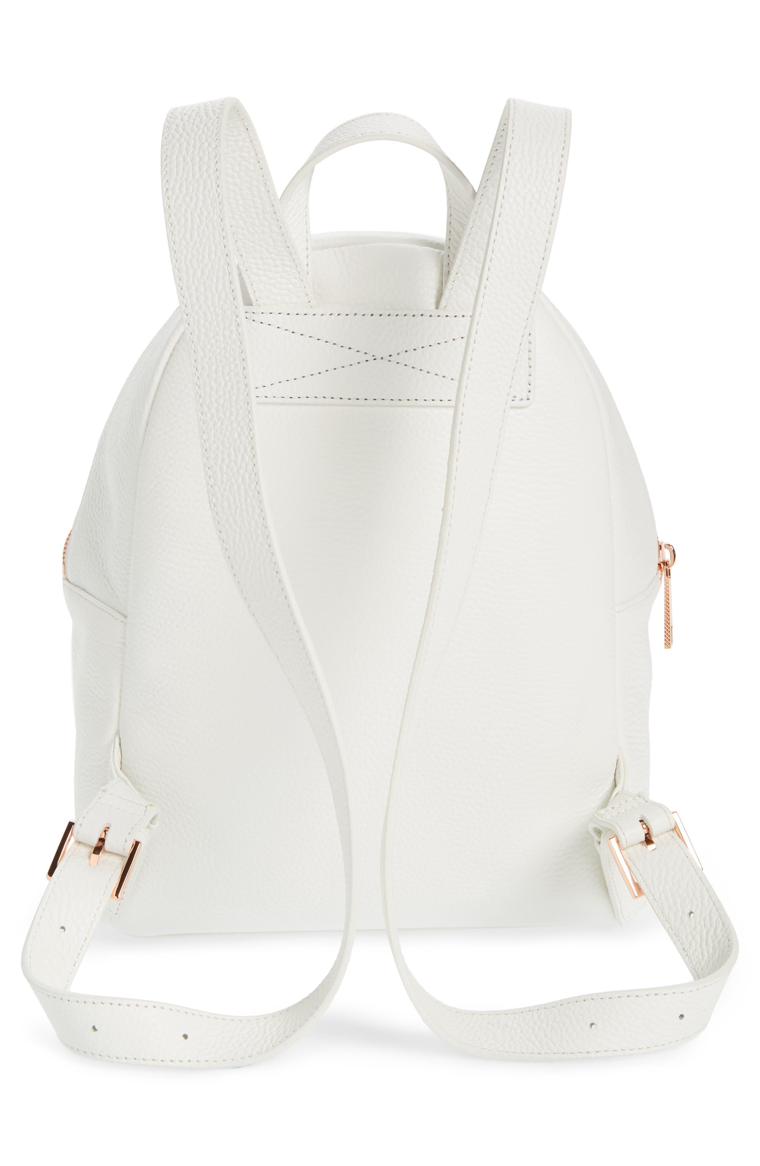 Pearen Leather Backpack,                             Alternate thumbnail 13, color,