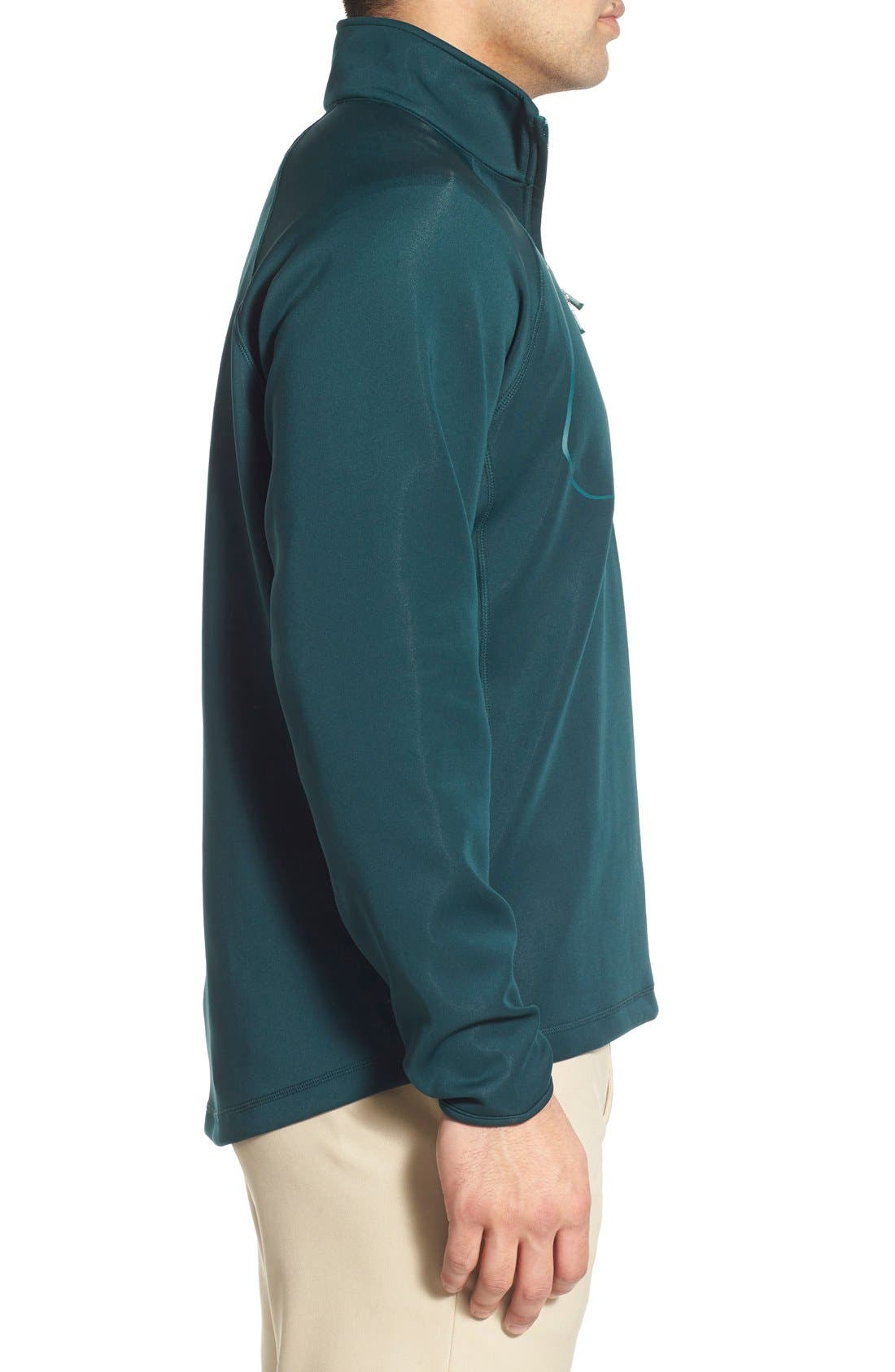 XH2O Crawford Stretch Quarter Zip Golf Pullover,                             Alternate thumbnail 33, color,