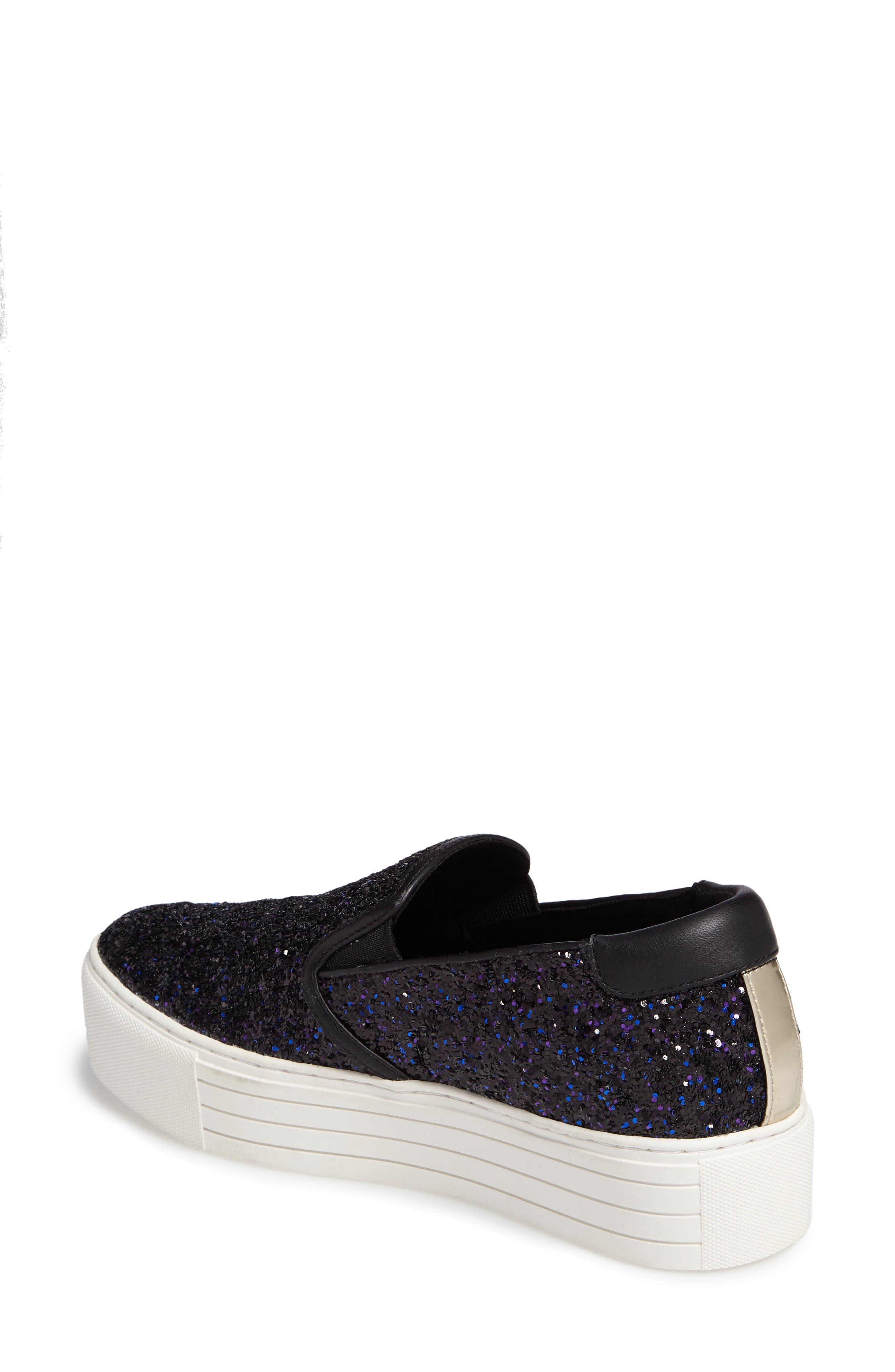 Joanie Slip-On Platform Sneaker,                             Alternate thumbnail 21, color,
