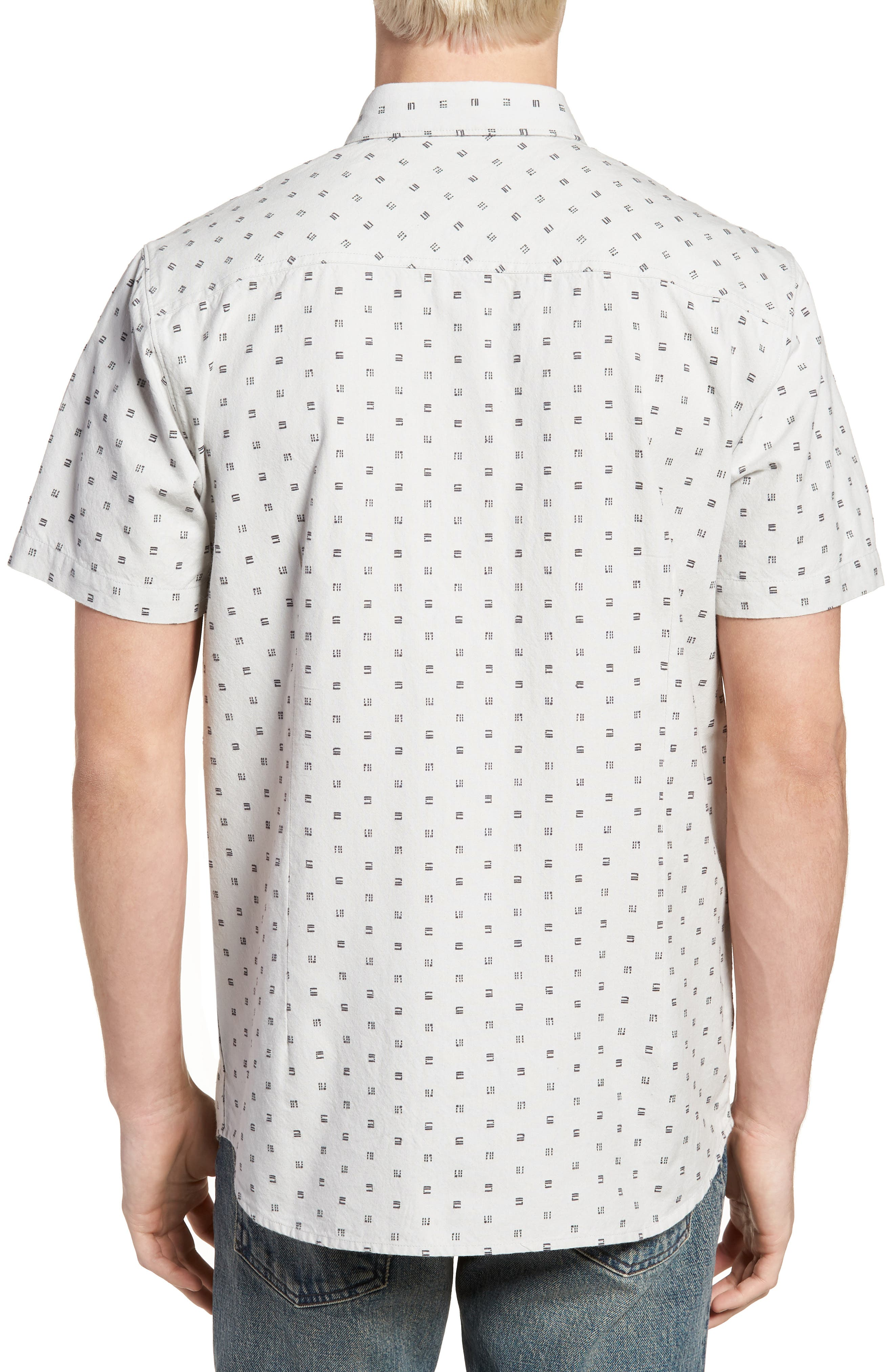 O'NEILL,                             Fifty Two Short Sleeve Shirt,                             Alternate thumbnail 2, color,                             036