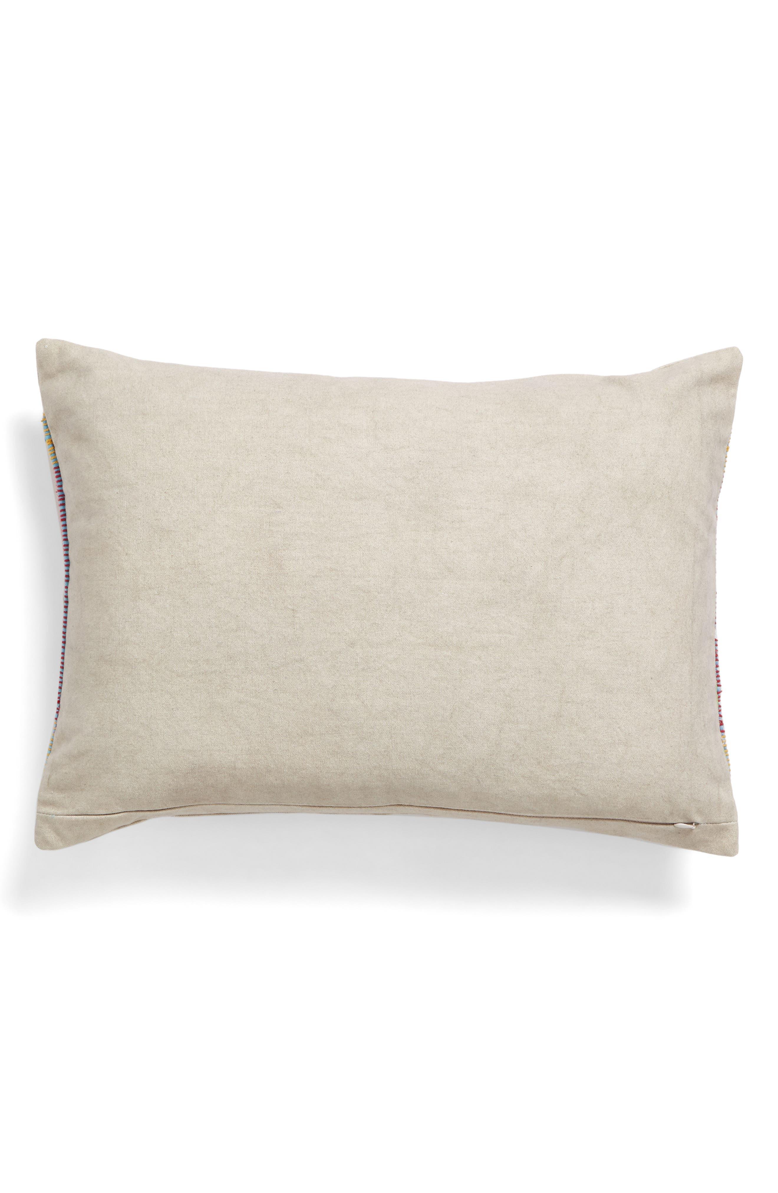 Woven Accent Pillow,                             Alternate thumbnail 2, color,                             250