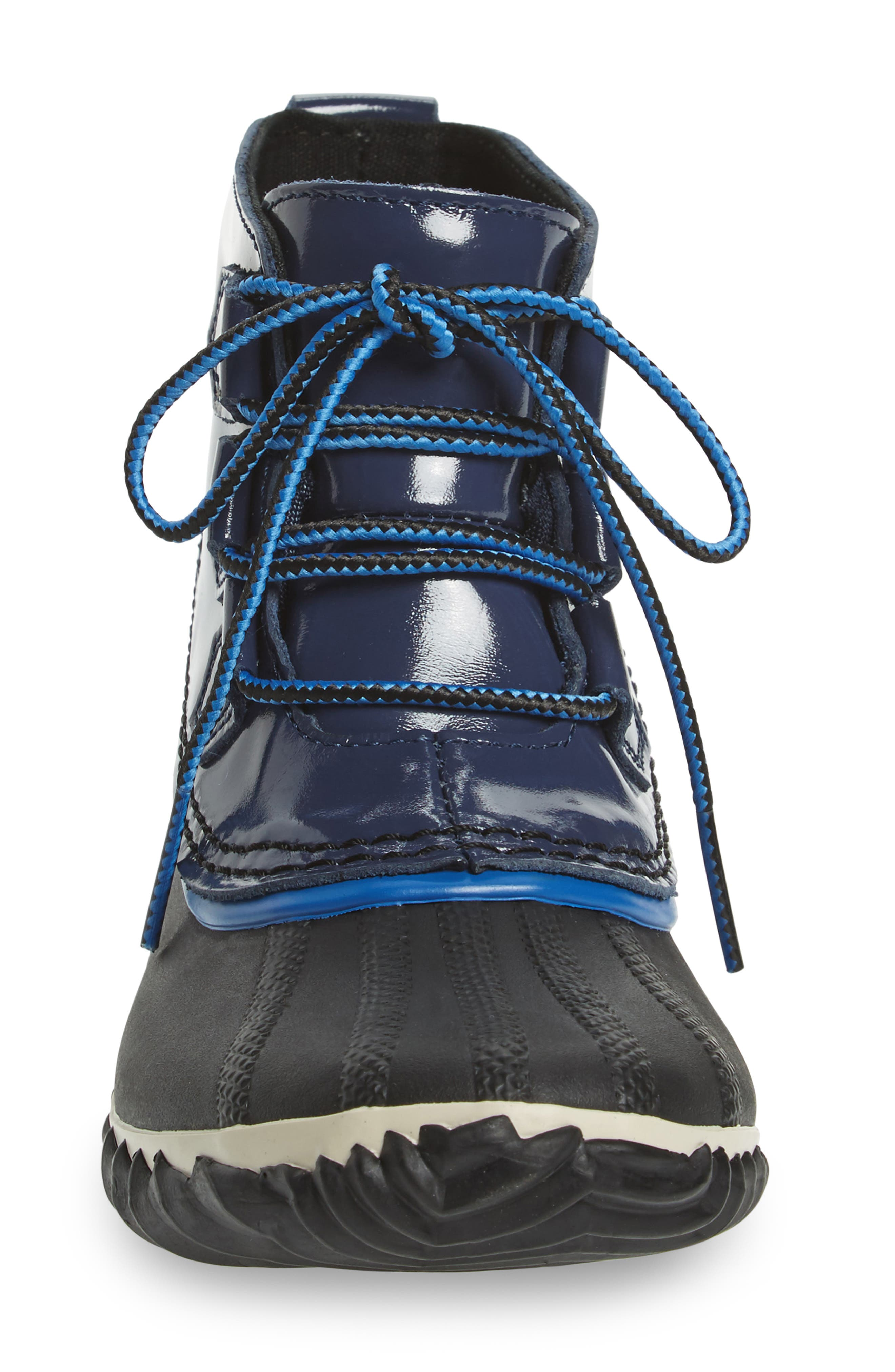 SOREL,                             Out N About Rain Boot,                             Alternate thumbnail 3, color,                             400